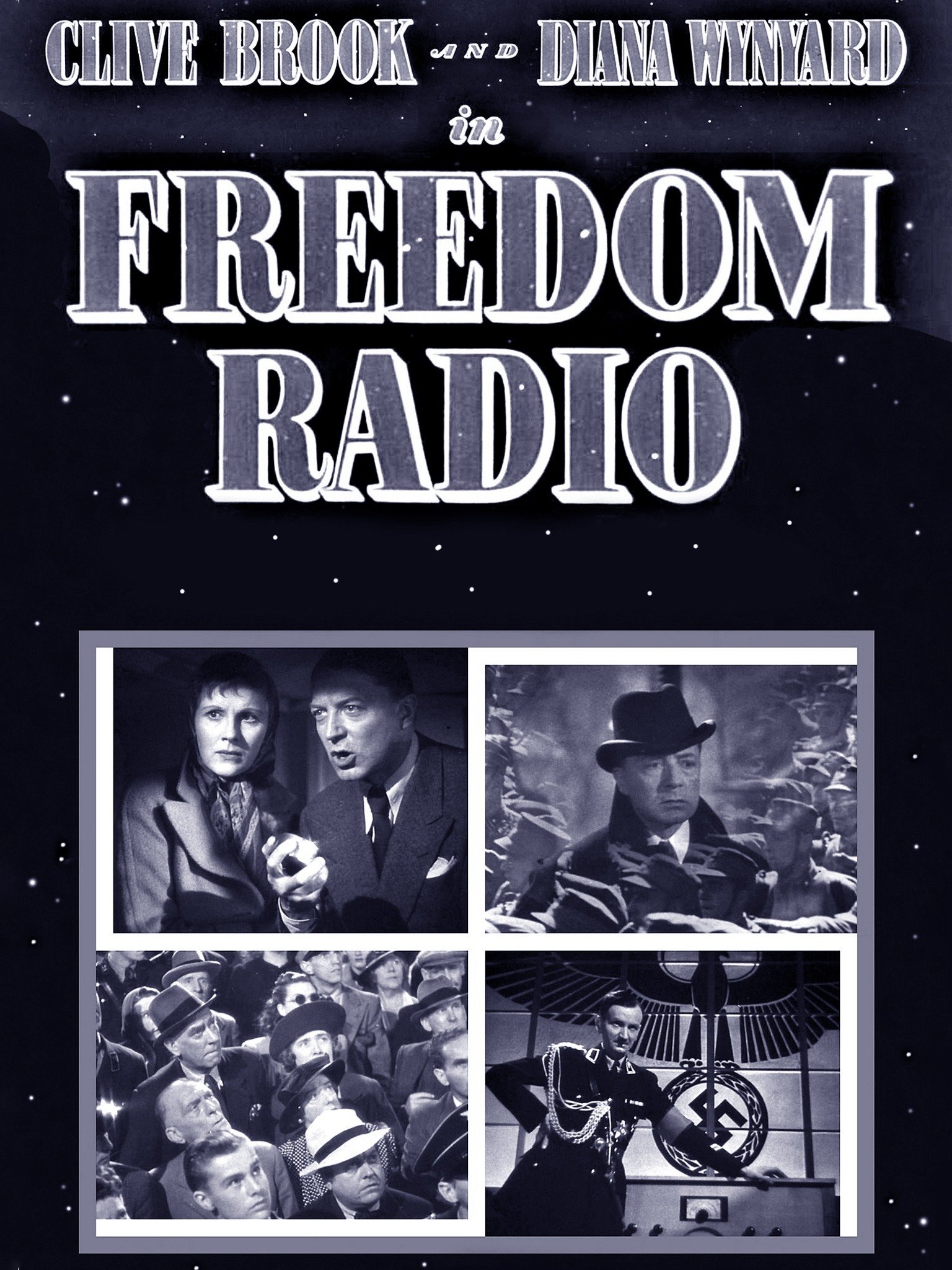 Freedom Radio (A Voice in the Night)