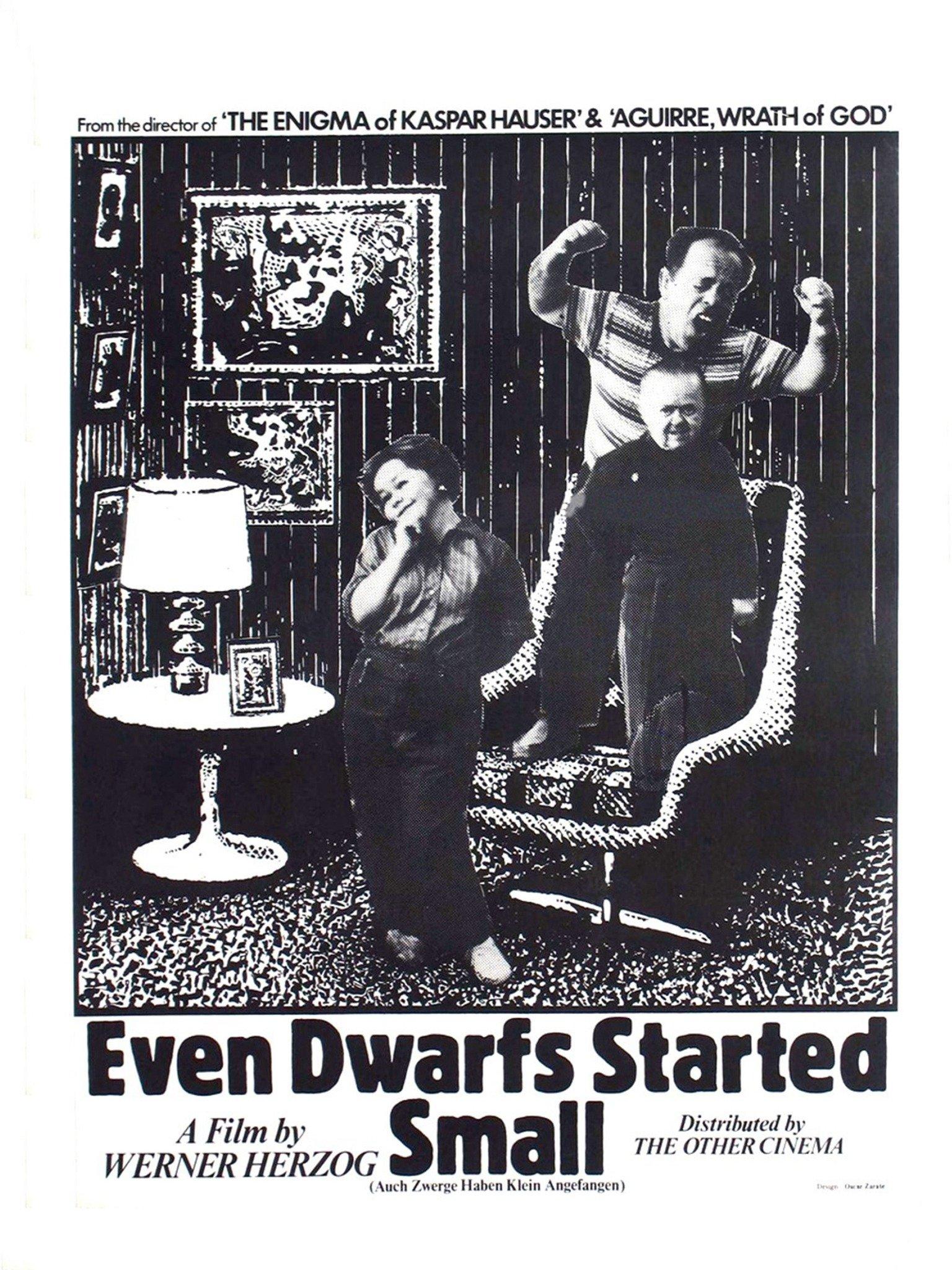 Even Dwarfs Started Small (Auch Zwerge haben klein angefangen)