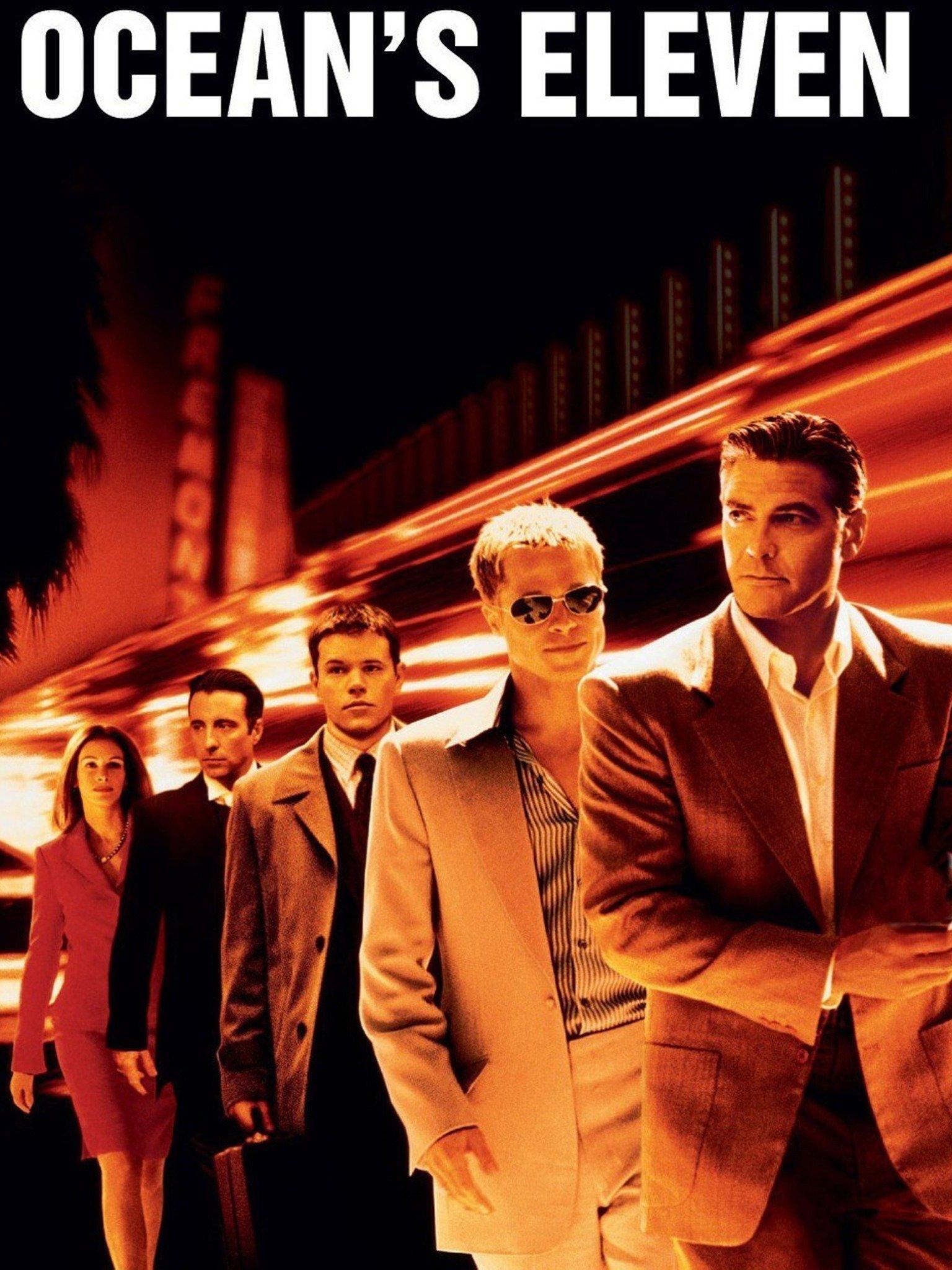 Ocean S Eleven 2001 Rotten Tomatoes