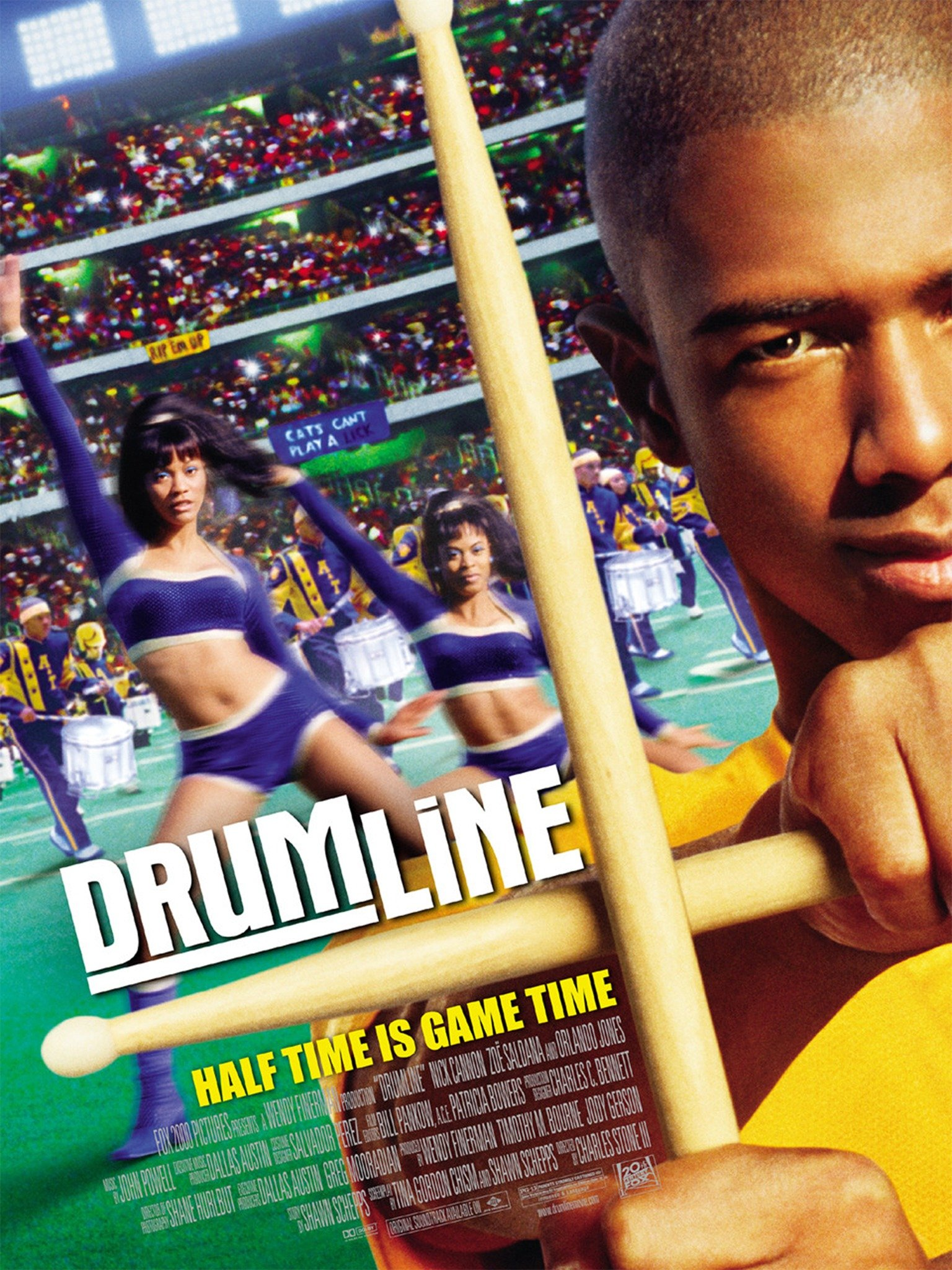 Drumline 2002 Rotten Tomatoes