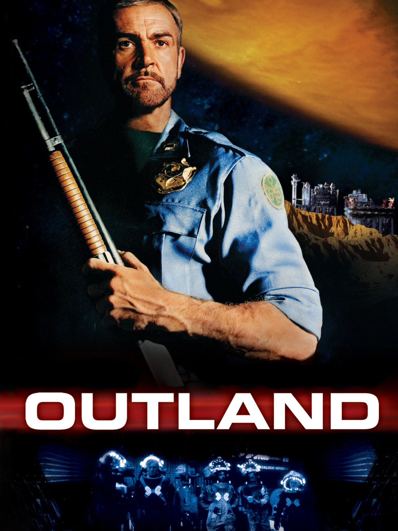 Outland (1981) - Rotten Tomatoes