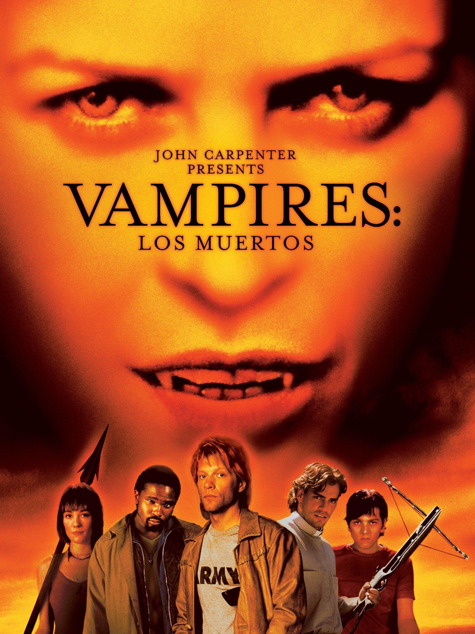 Poster film Vampires: Los Muertos.