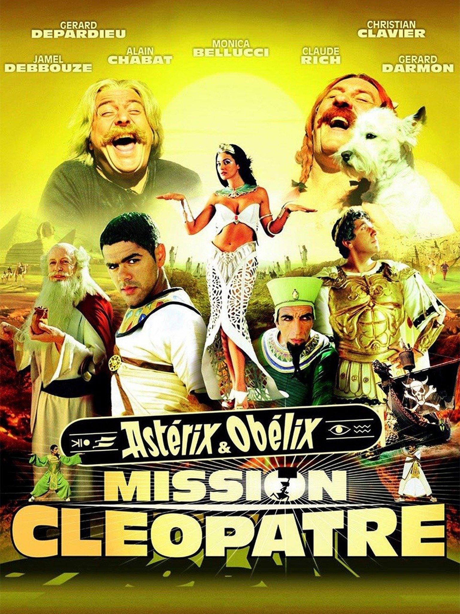 Asterix Obelix Mission Cleopatre 2002 Rotten Tomatoes