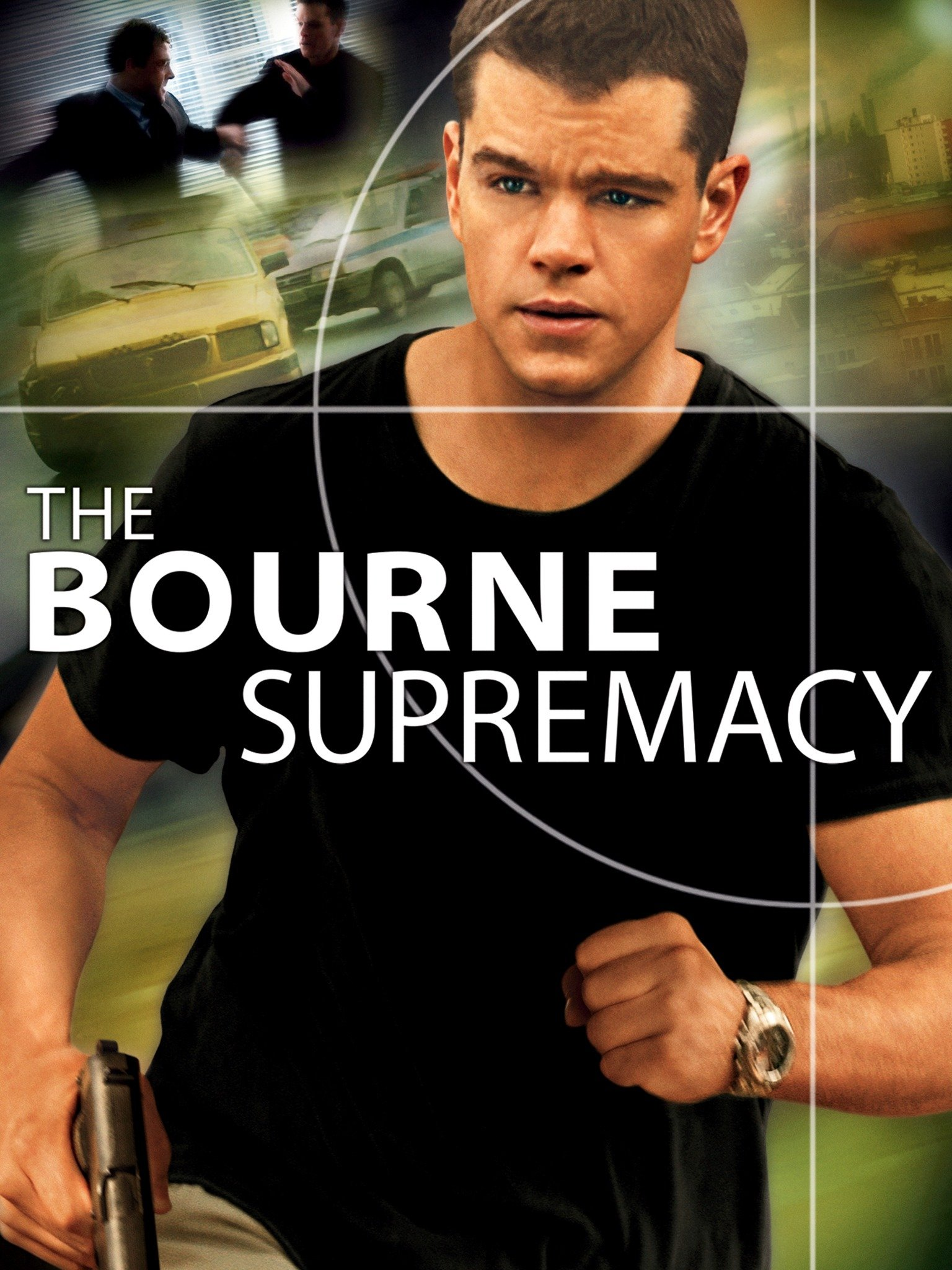 The Bourne Supremacy (2004) - Rotten Tomatoes