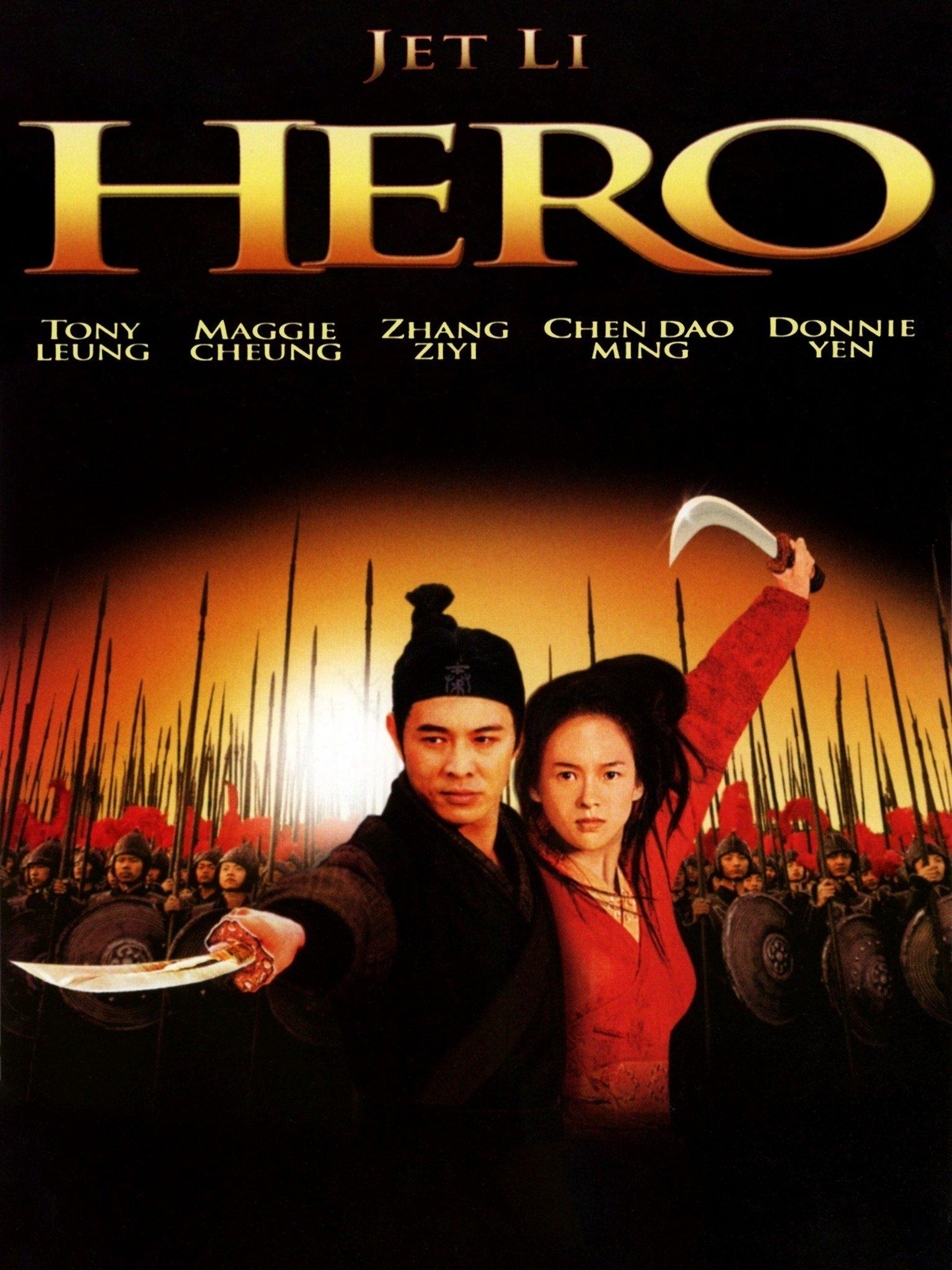 Hero (2002) - Rotten Tomatoes