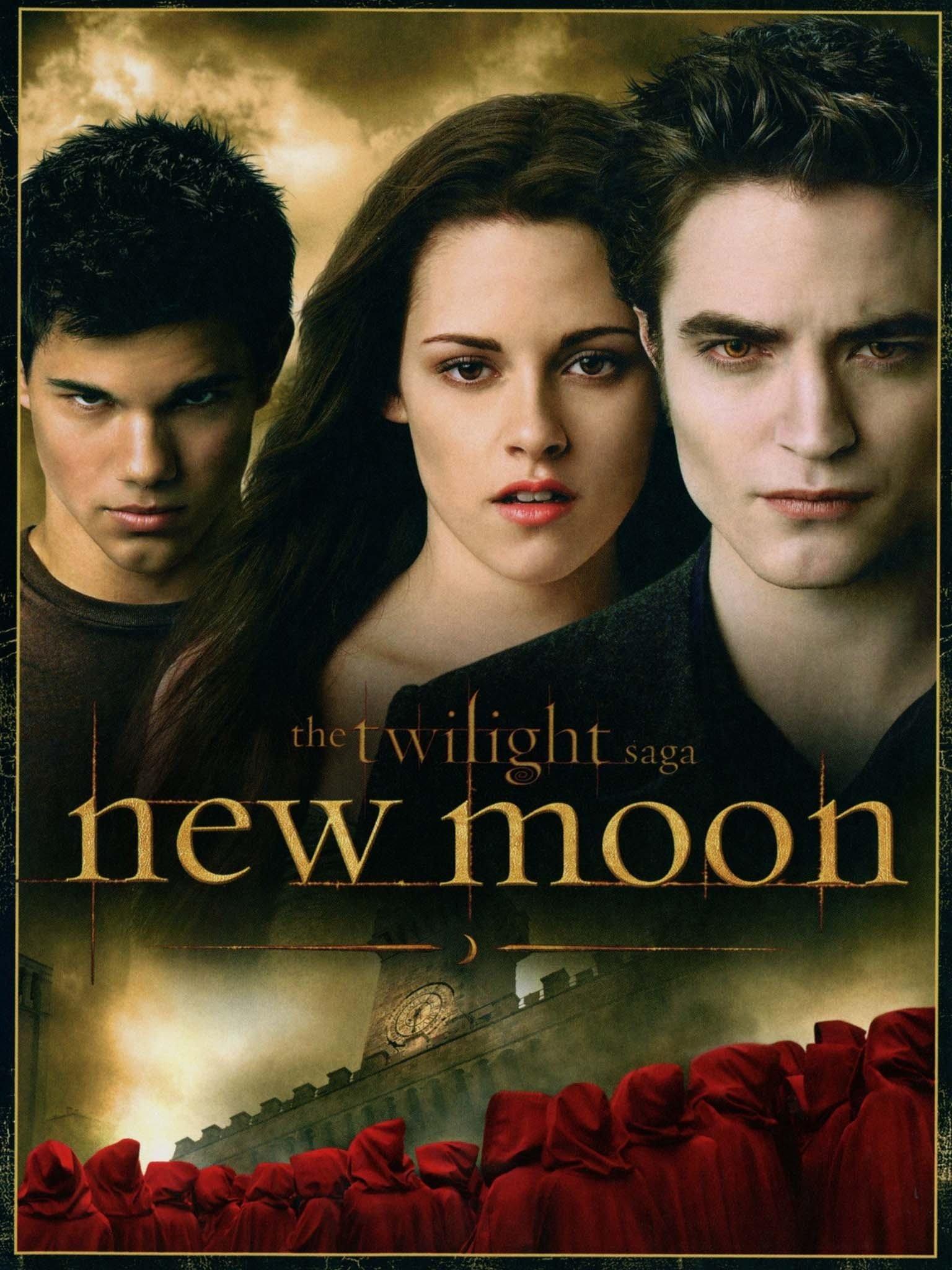 The Twilight Saga New Moon 2009 Rotten Tomatoes