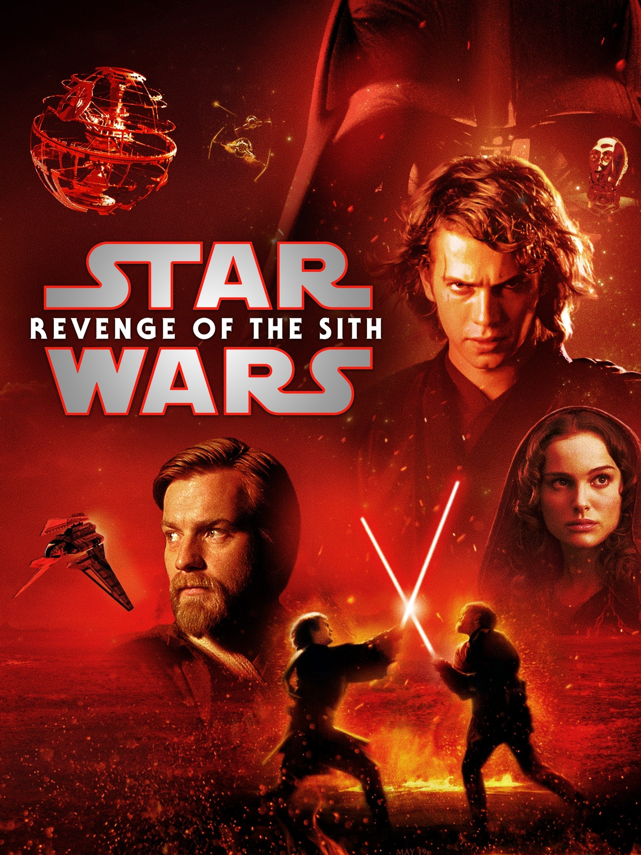 Star Wars Episode Iii Revenge Of The Sith Movietickets