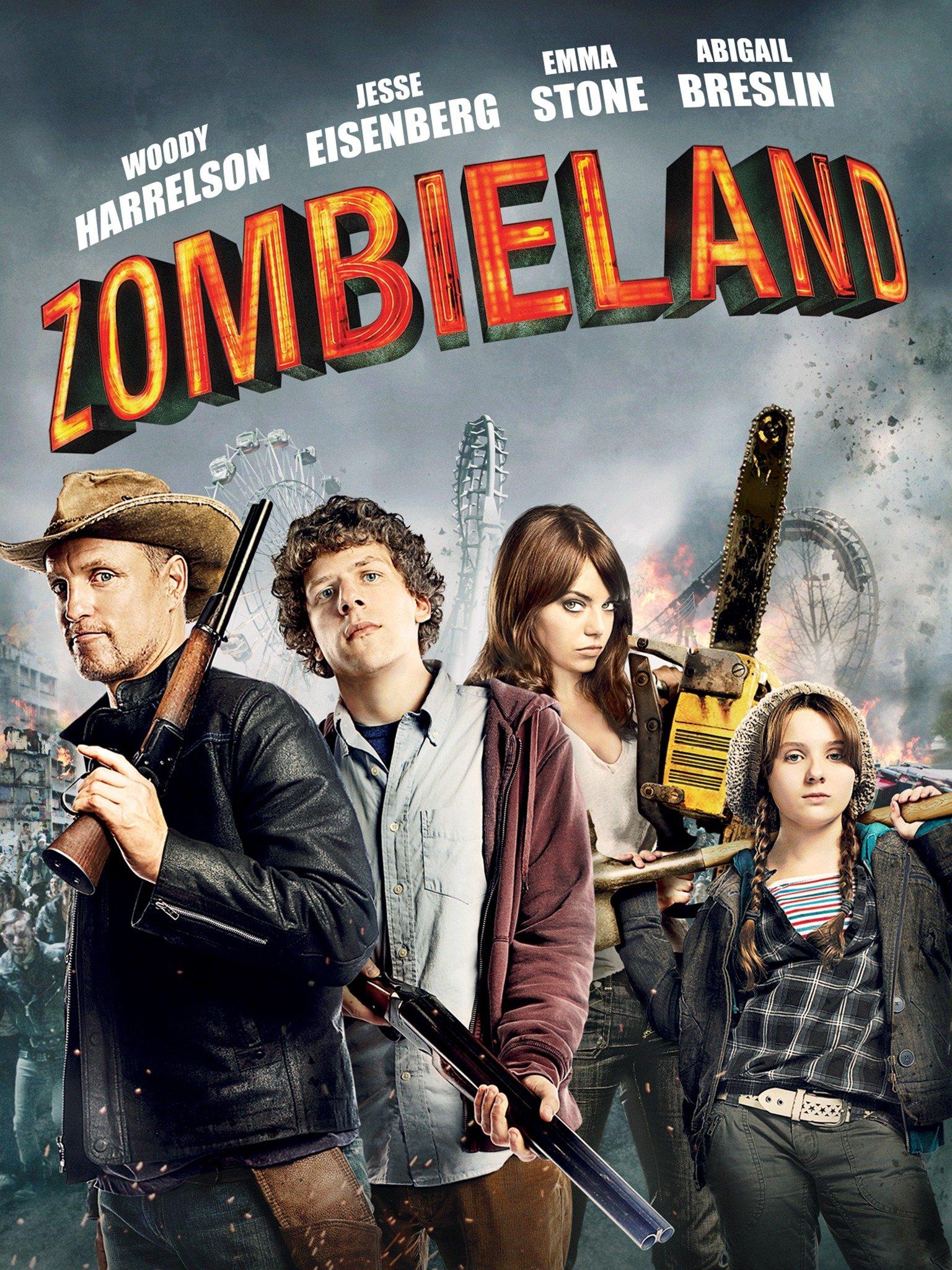 Zombieland (2009) - Rotten Tomatoes