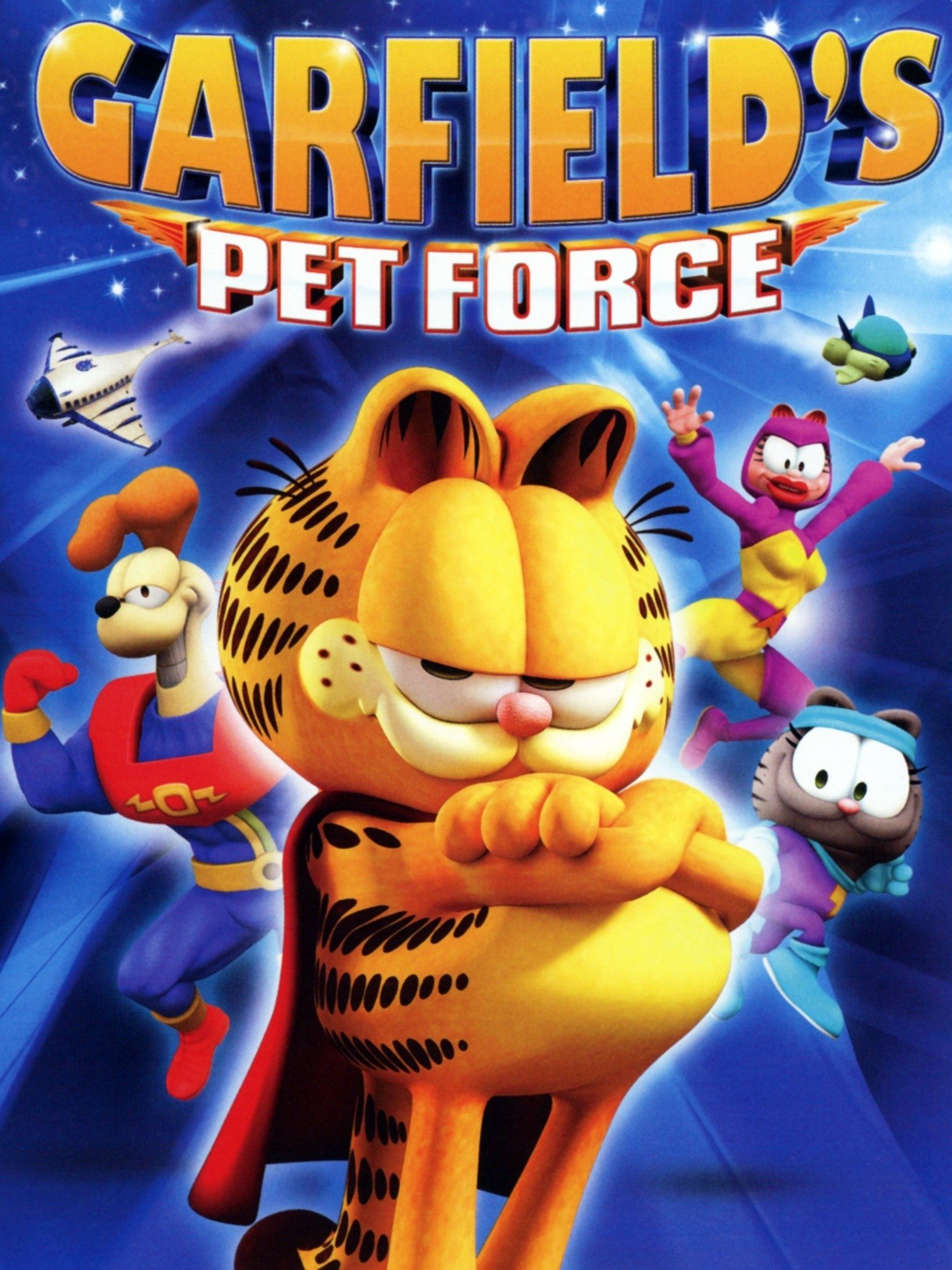 Garfield S Pet Force 2009 Rotten Tomatoes