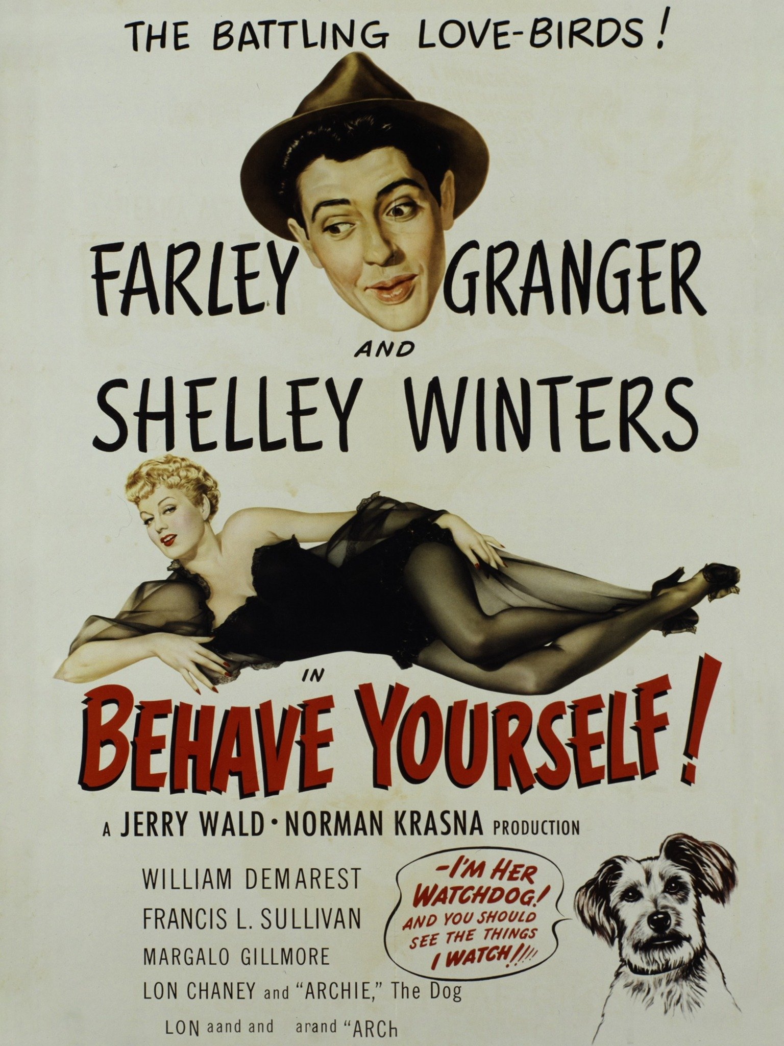 Behave Yourself 1951 Rotten Tomatoes