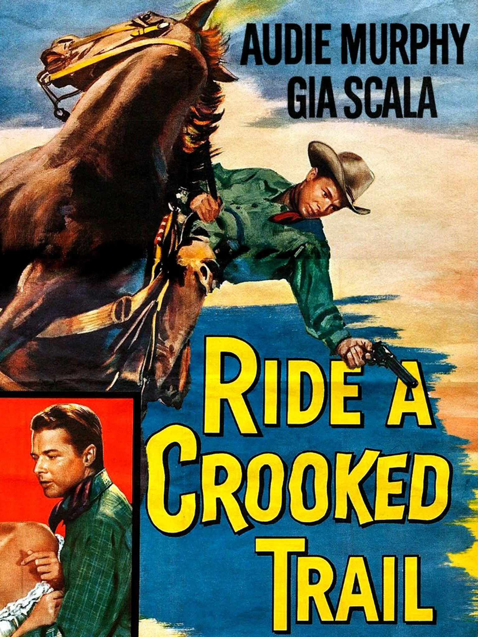 Ride A Crooked Trail 1958 Rotten Tomatoes