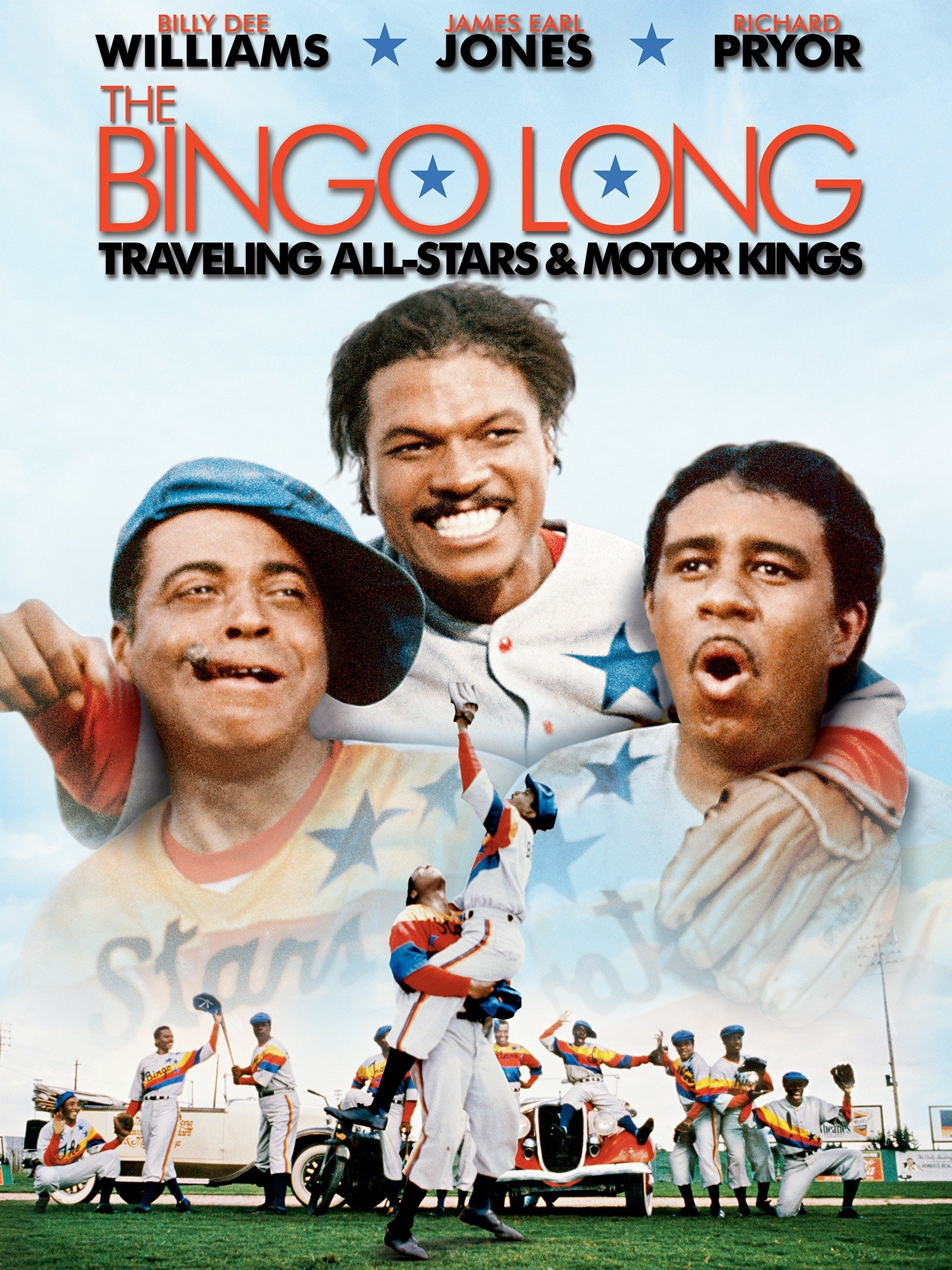 The Bingo Long Traveling All-Stars & Motor Kings