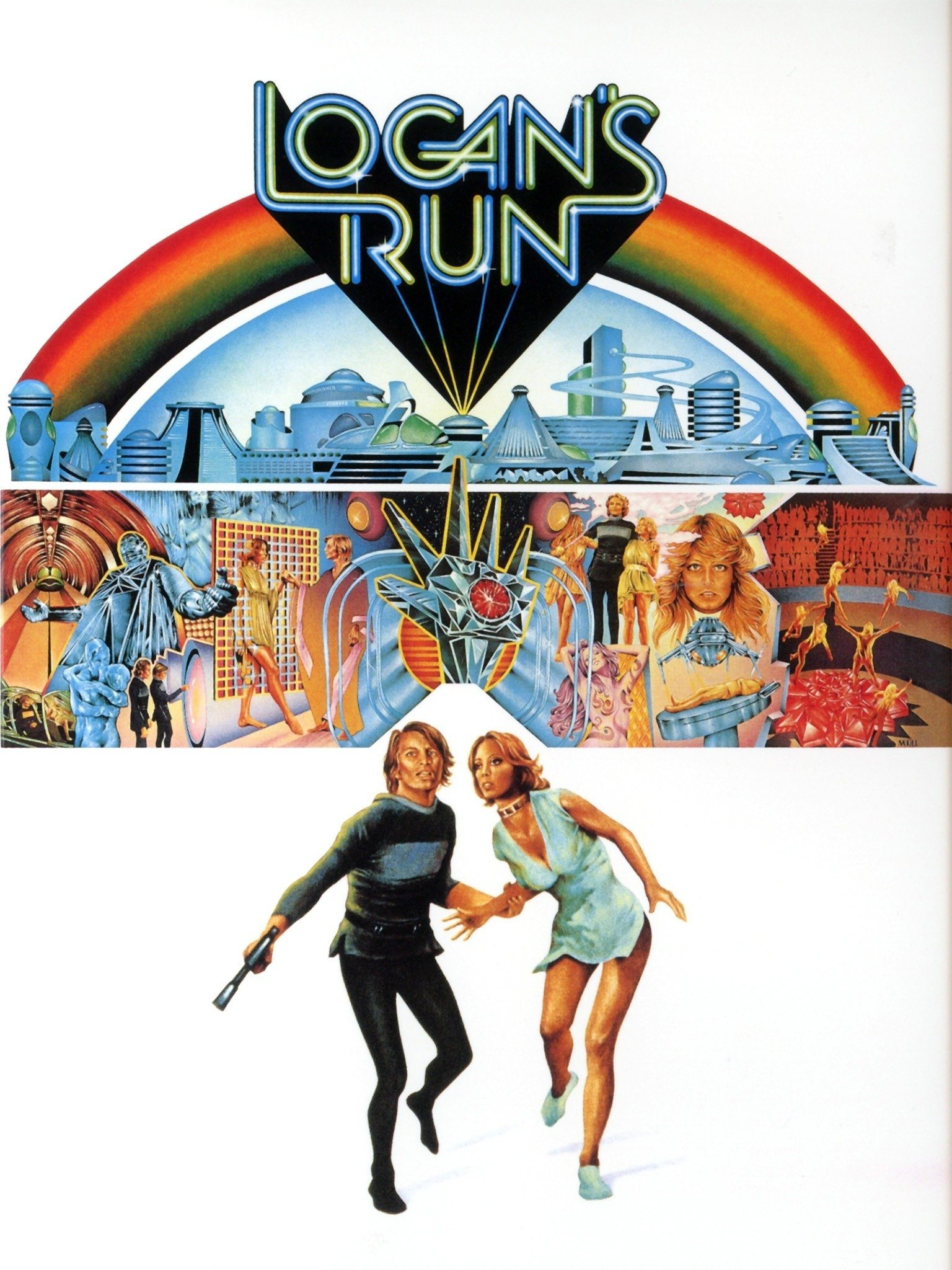 Logan's Run (1976) - Rotten Tomatoes