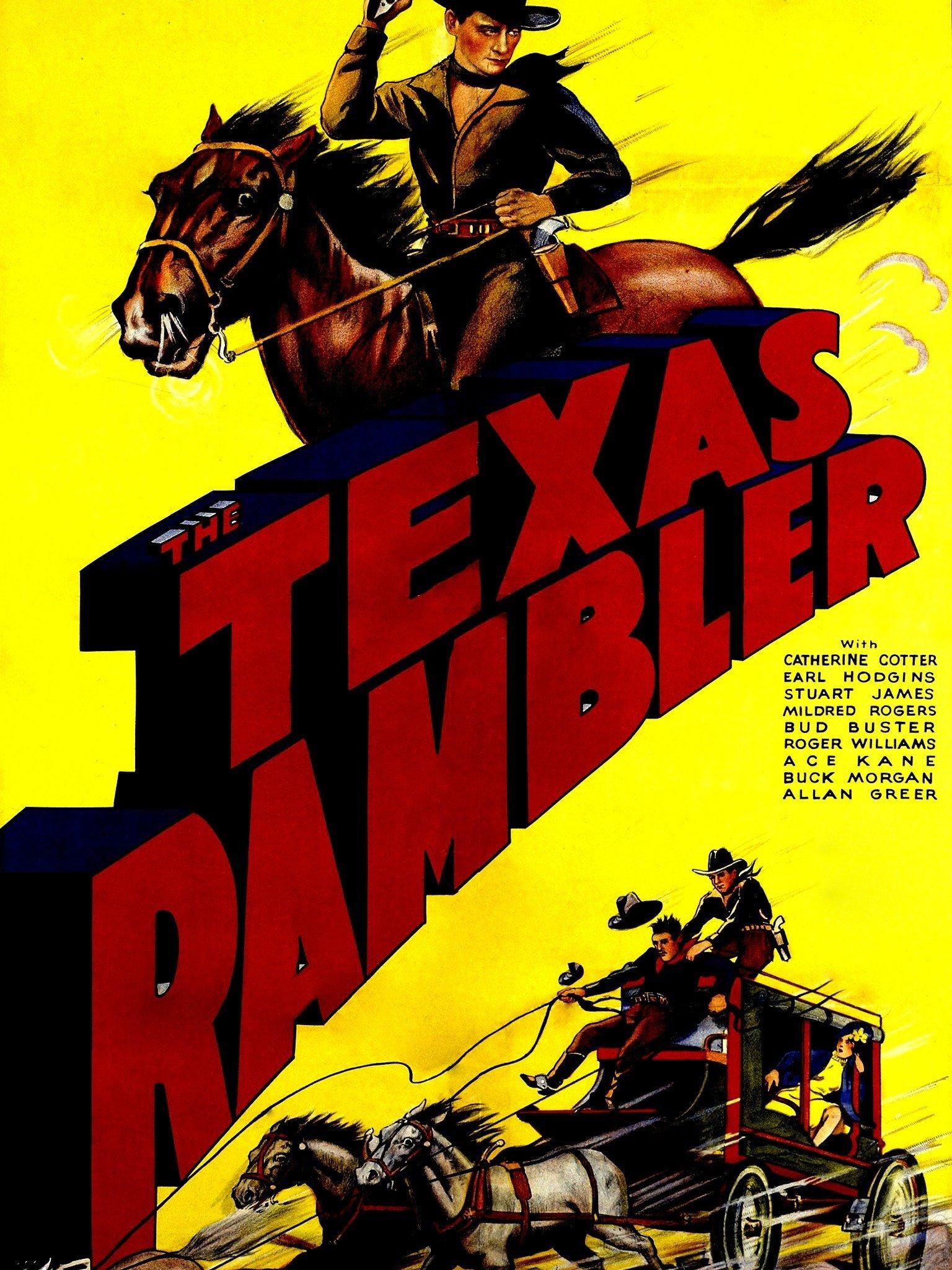 The Texas Rambler