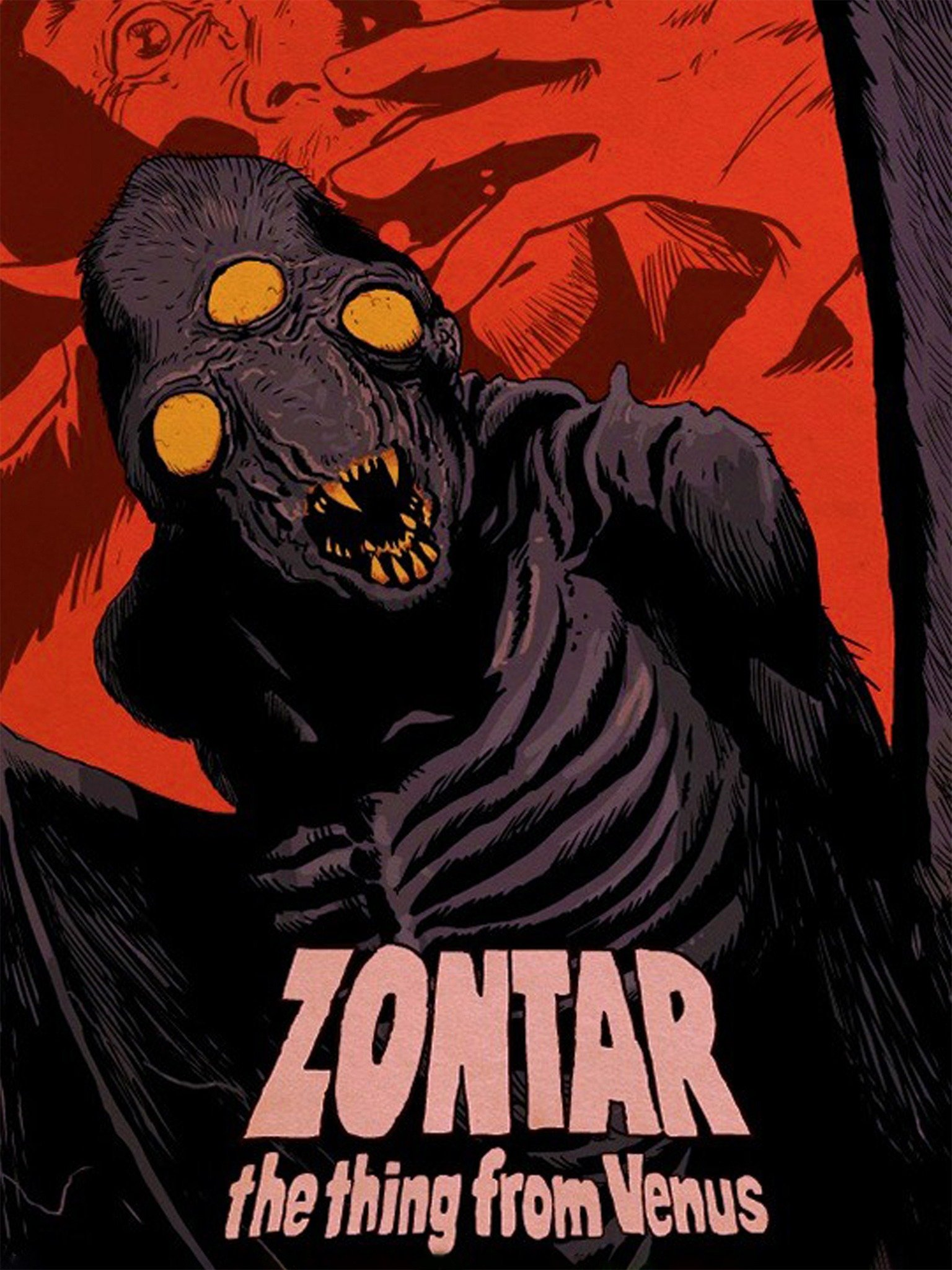 ZONTAR: THE THING FROM VENUS (1966) Reviews and free to