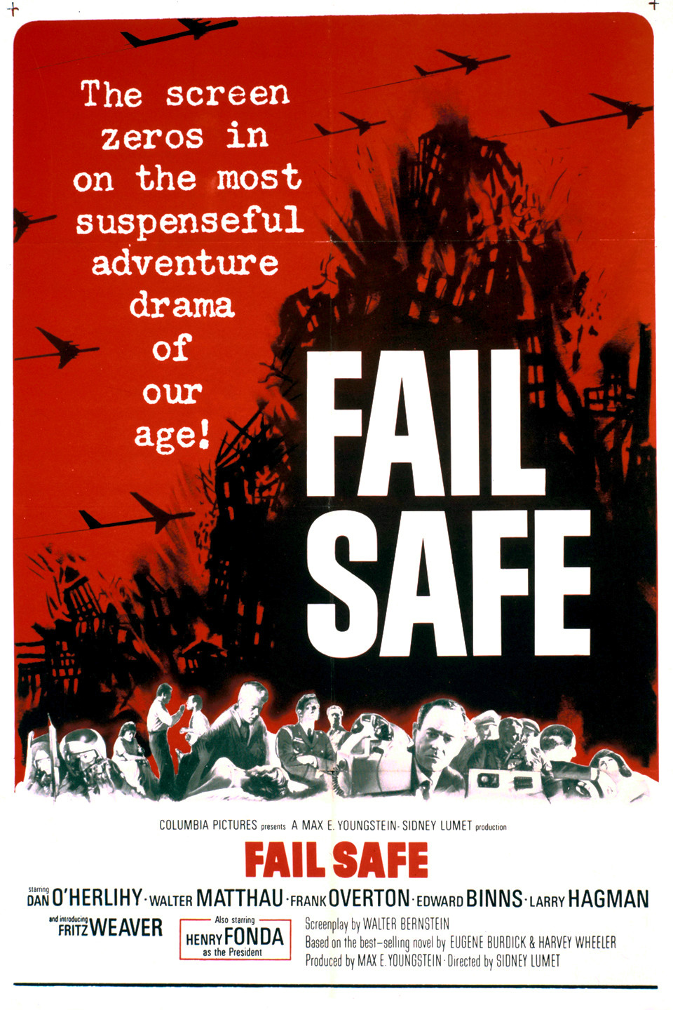 Fail-Safe (1964) - Rotten Tomatoes