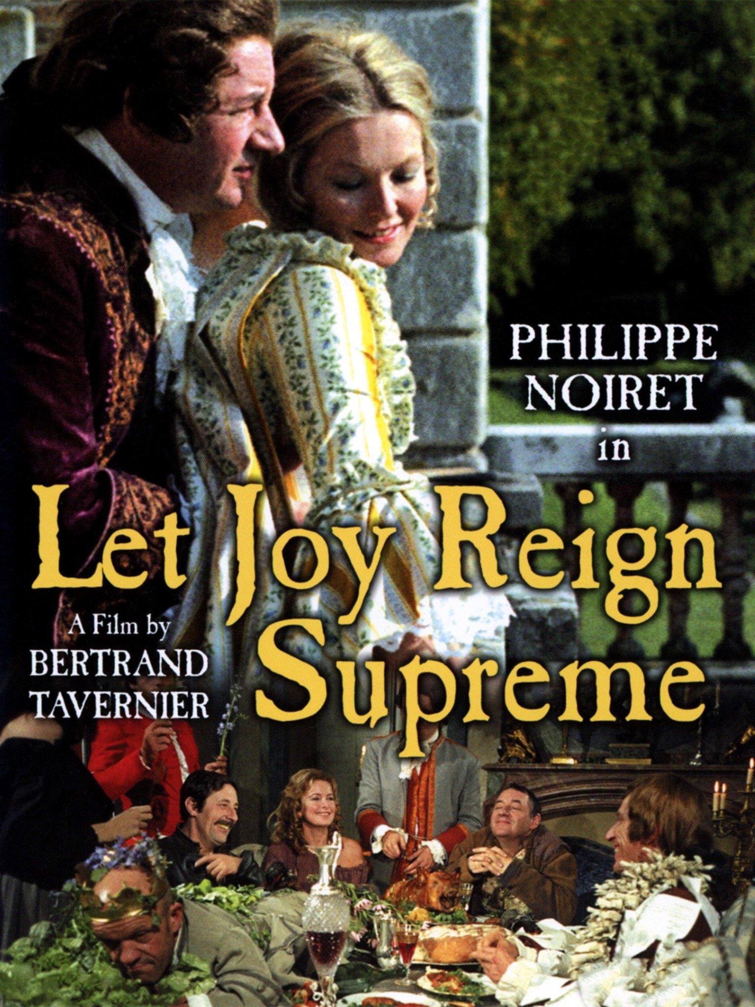 Que la fête commence... (Let Joy Reign Supreme)