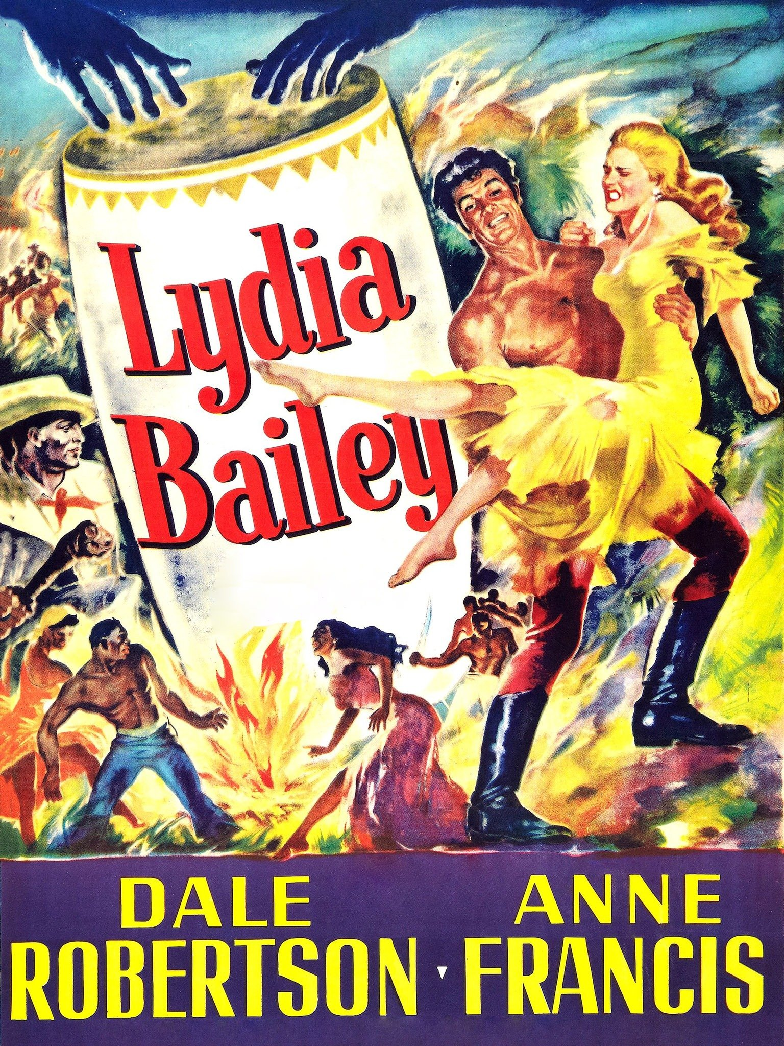 Lydia Bailey (1952) - Rotten Tomatoes