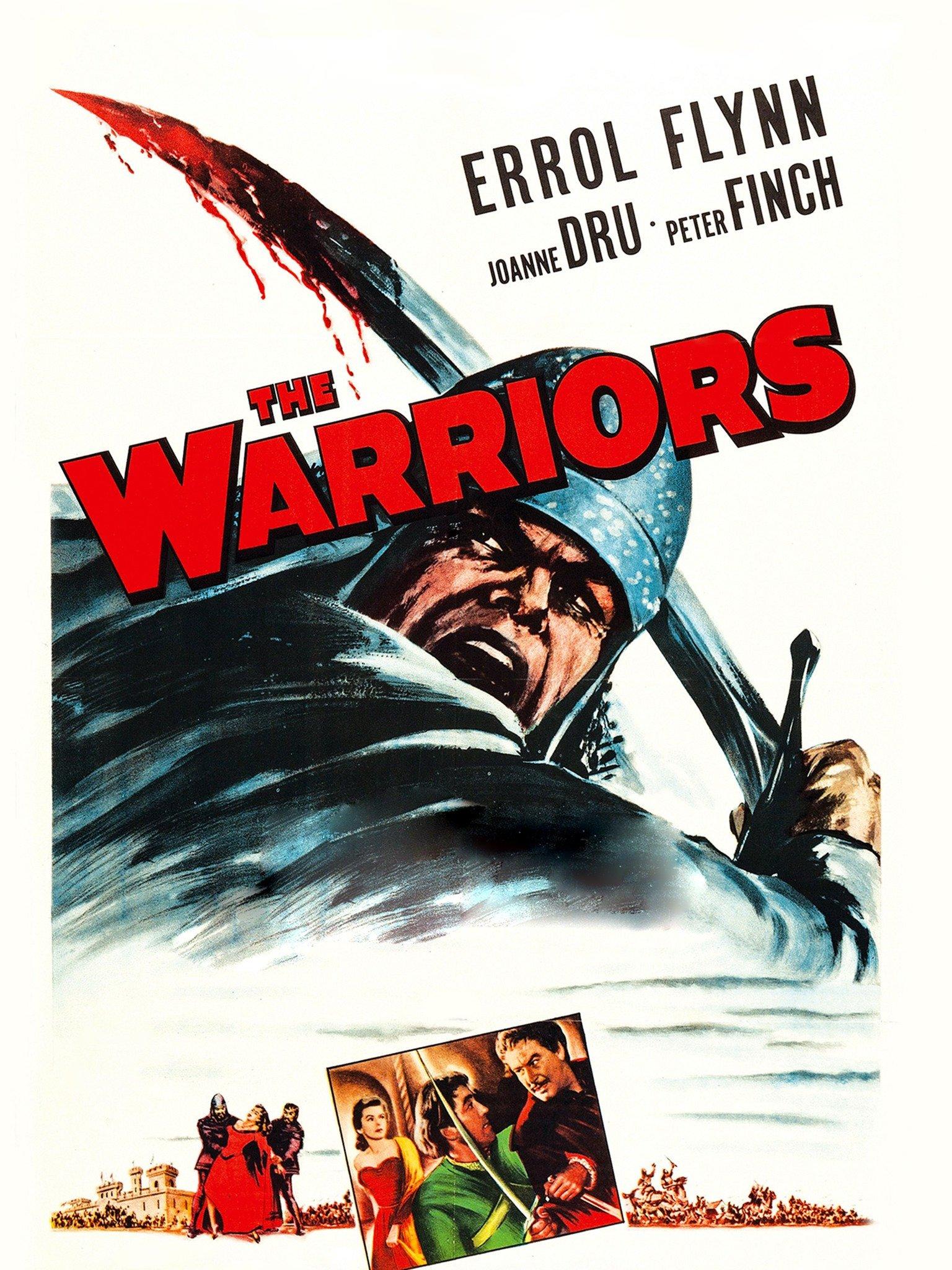 The Dark Avenger (The Warriors)
