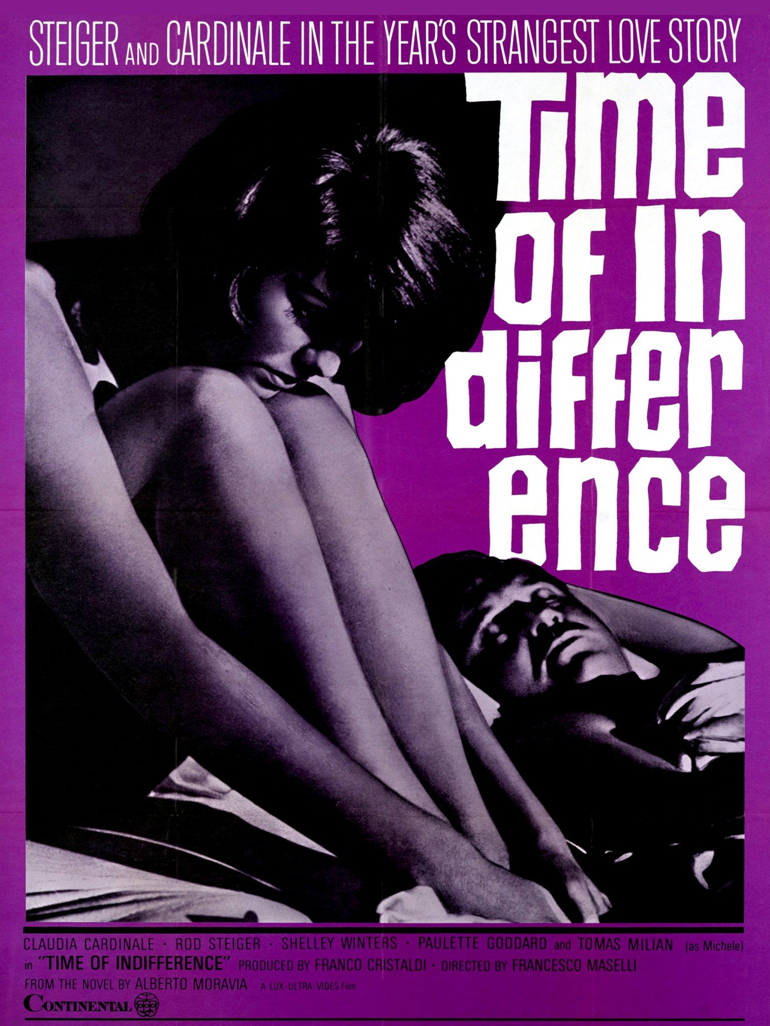Time of Indifference (Gli Indifferenti)