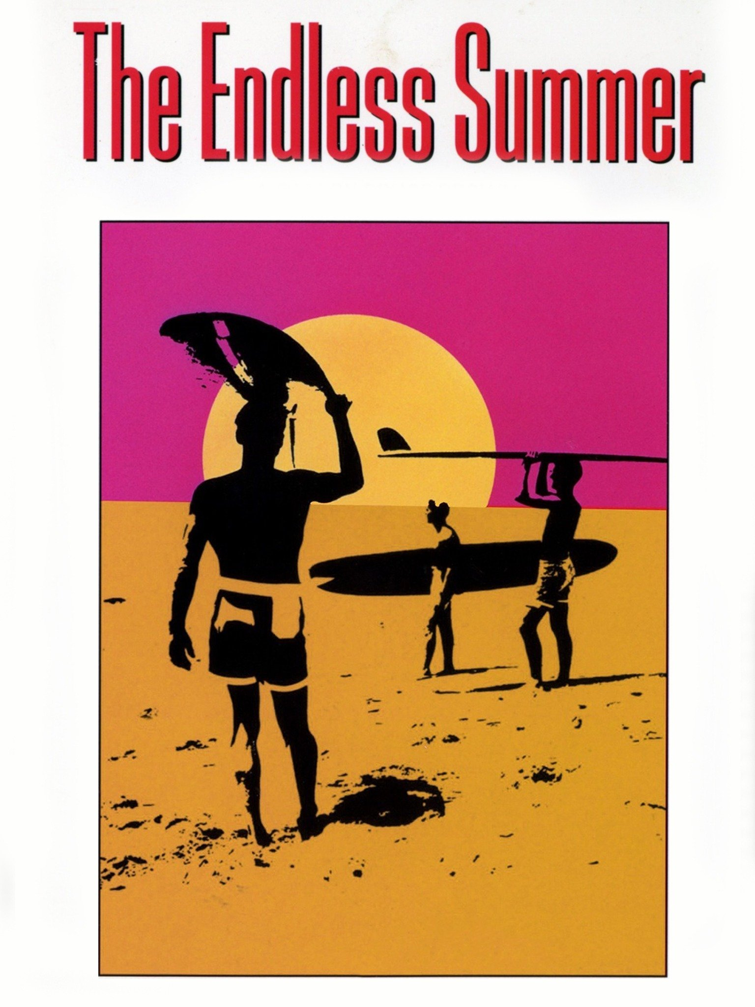 The Endless Summer (1966) - Rotten Tomatoes