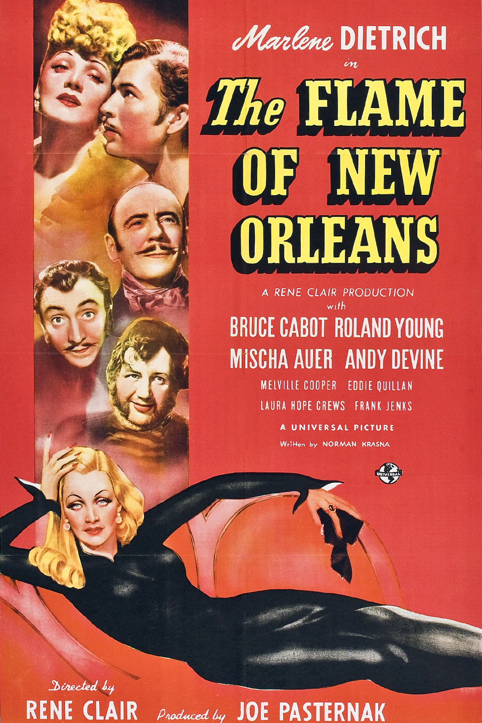 The Flame of New Orleans