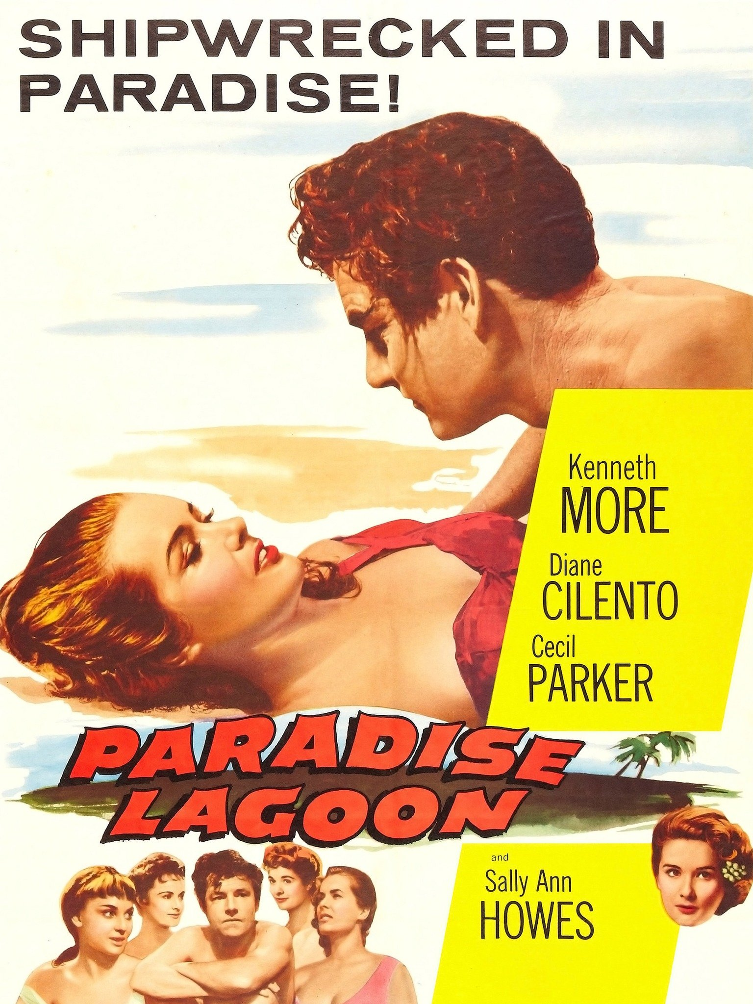 Image result for paradise lagoon             movie