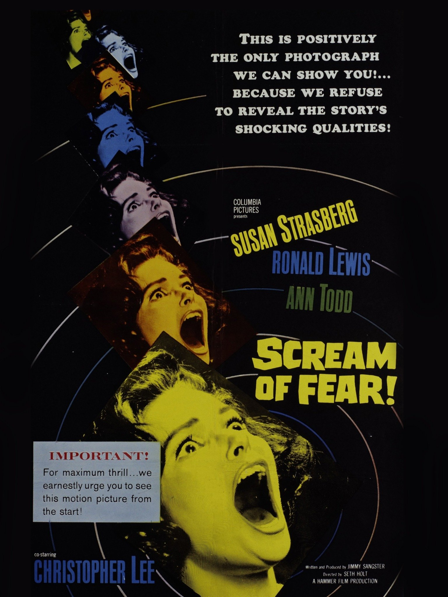 Scream of Fear