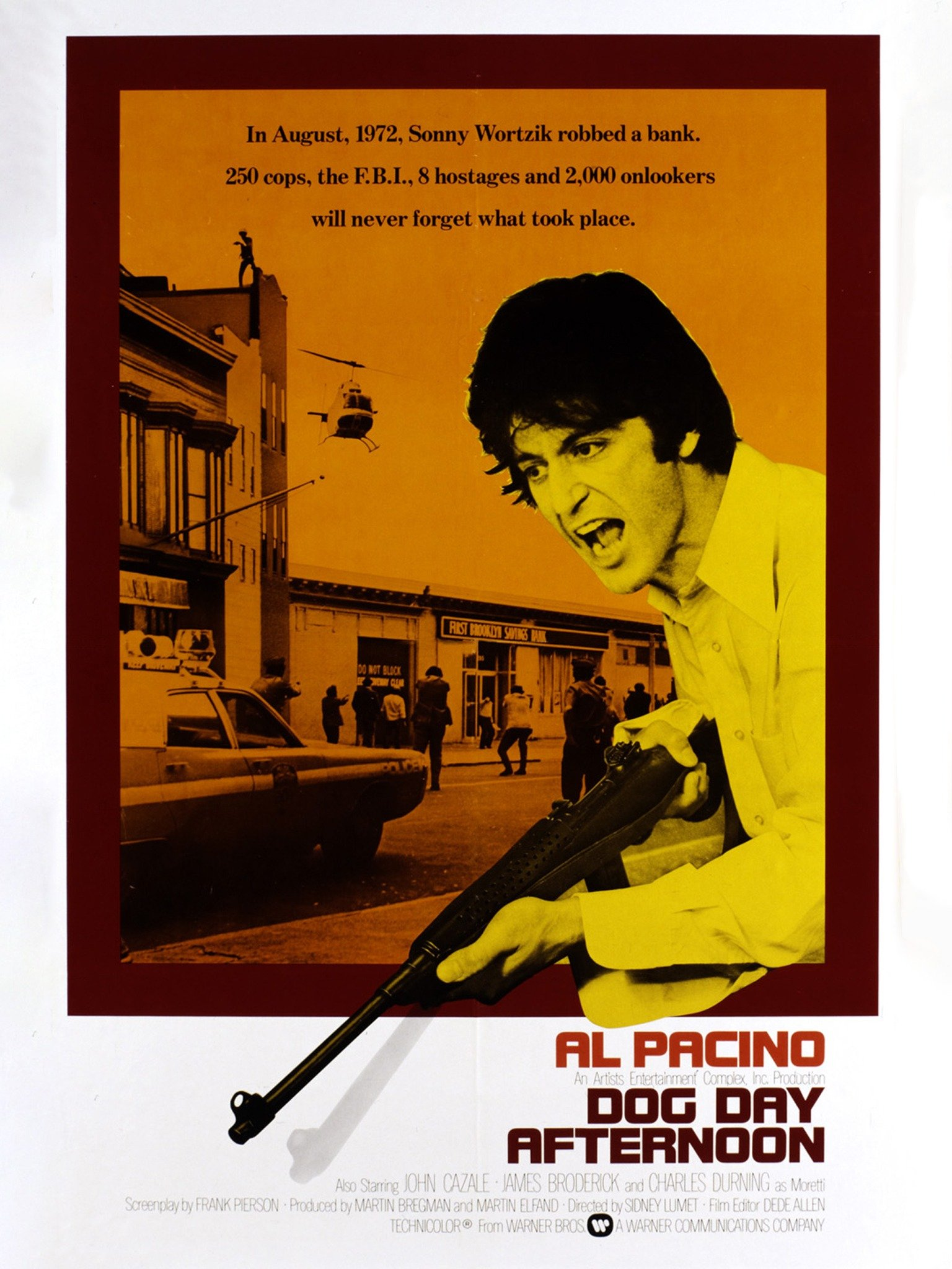 Dog Day Afternoon (1975) - Rotten Tomatoes