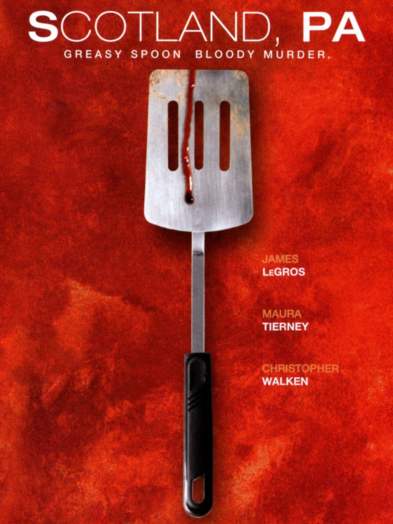 Scotland, Pa. (2001) - Rotten Tomatoes