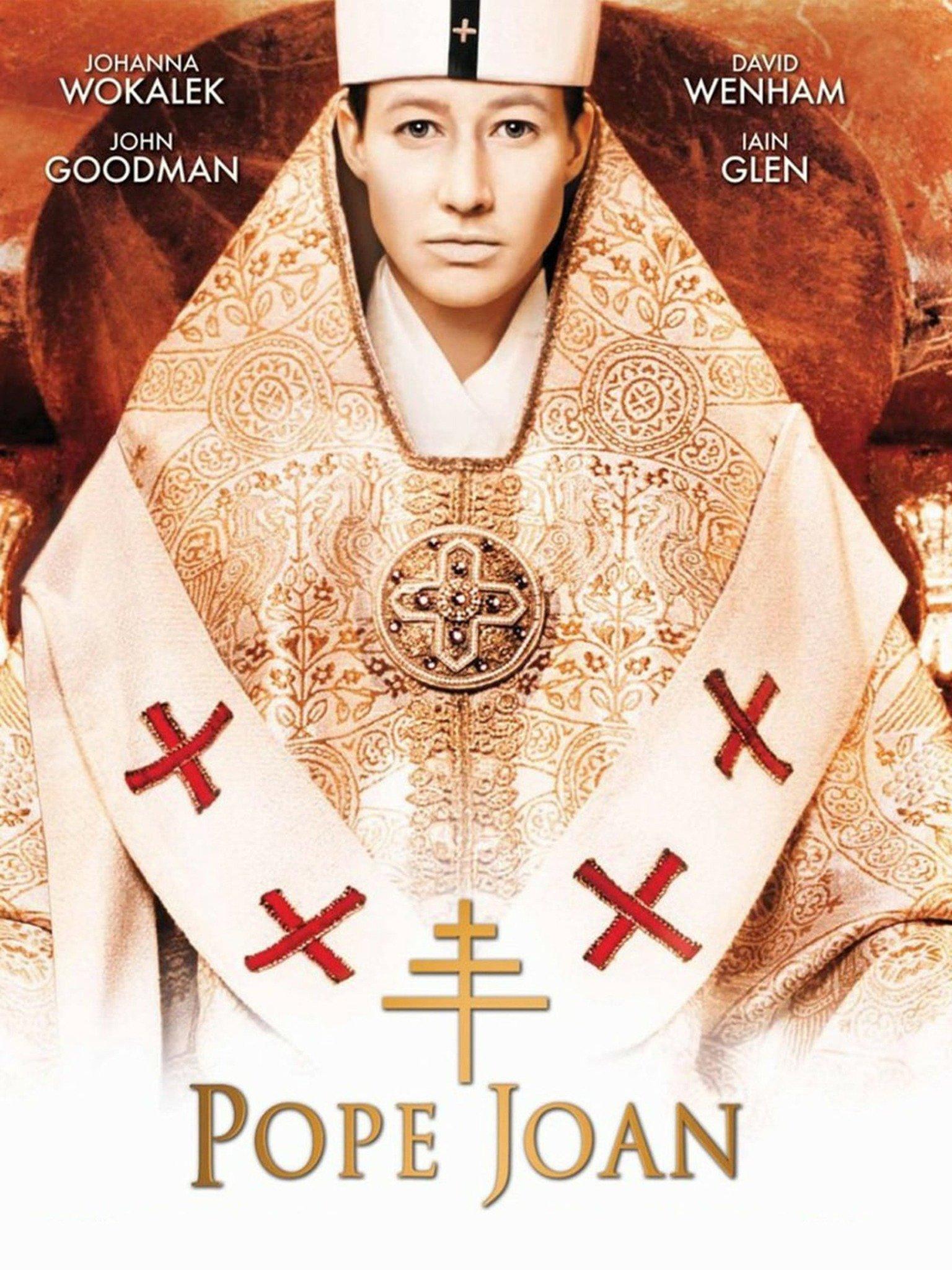 book report of pope joan