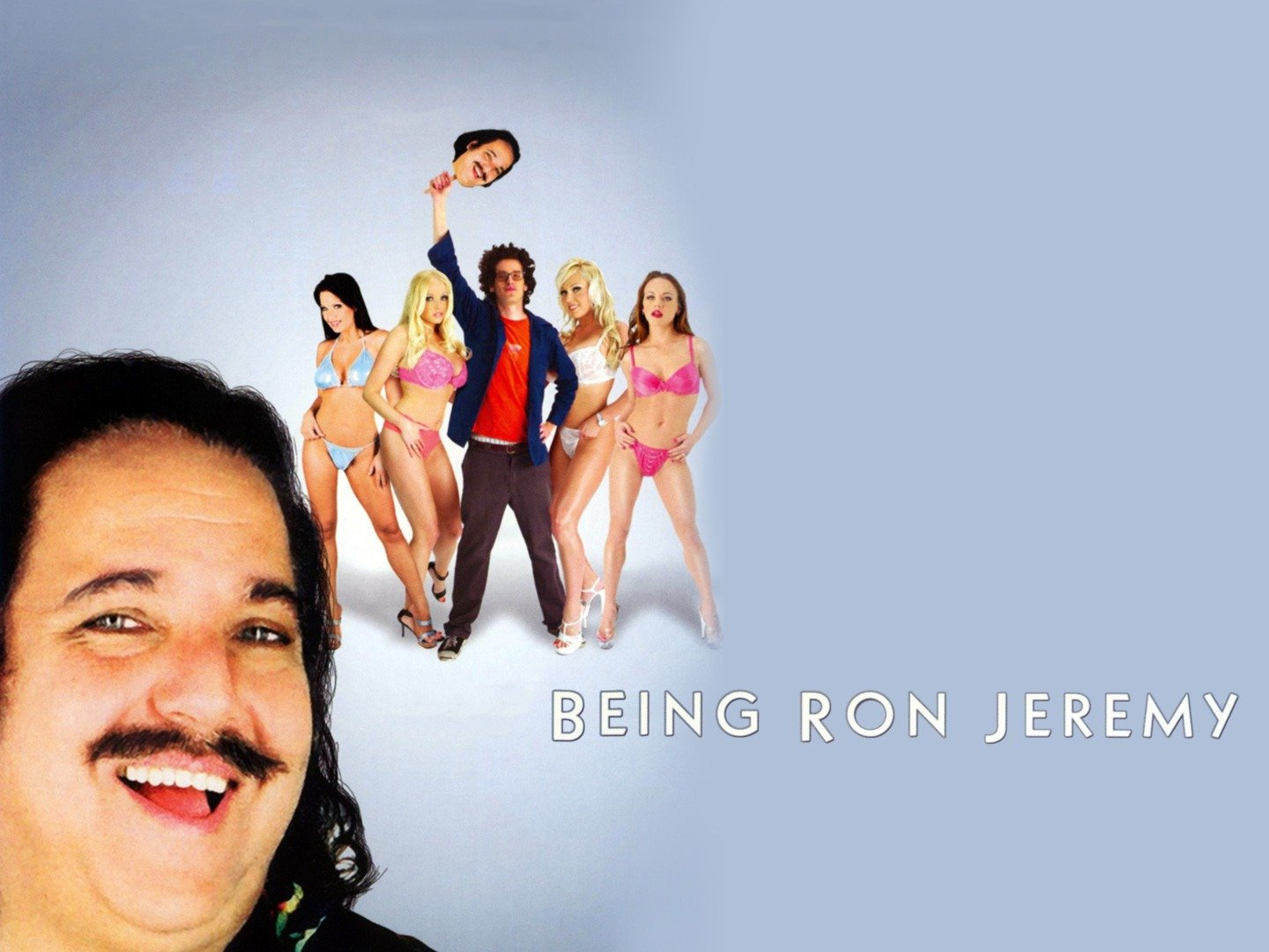Being Ron Jeremy