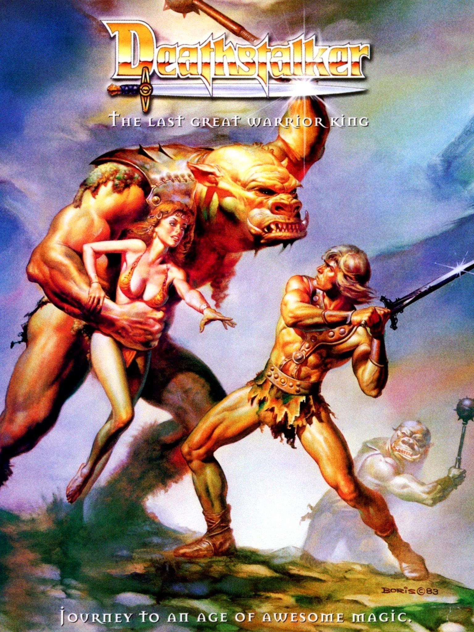 Deathstalker (1983) - Rotten Tomatoes