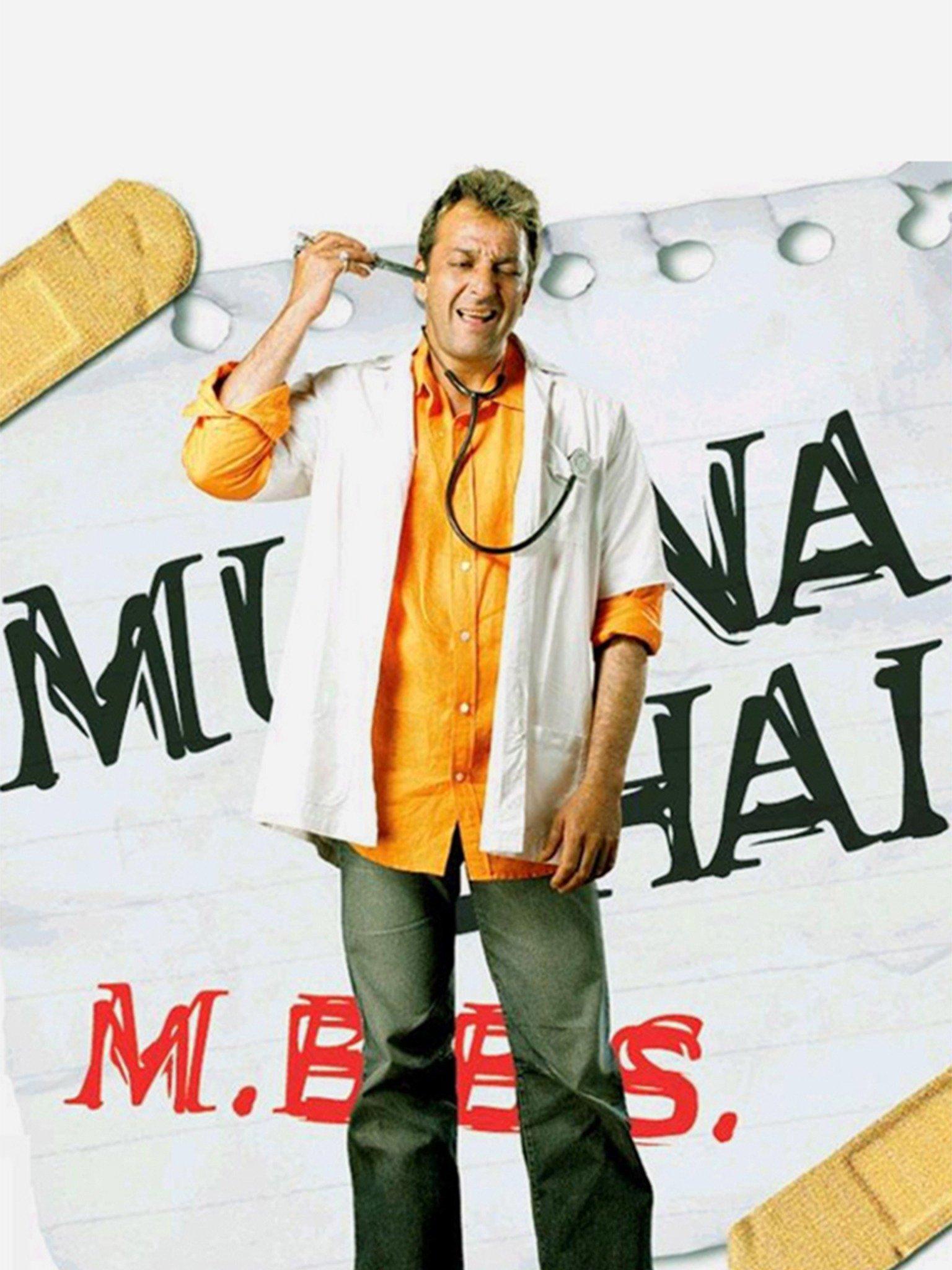 Munna Bhai M.B.B.S. 2003   Rotten Tomatoes