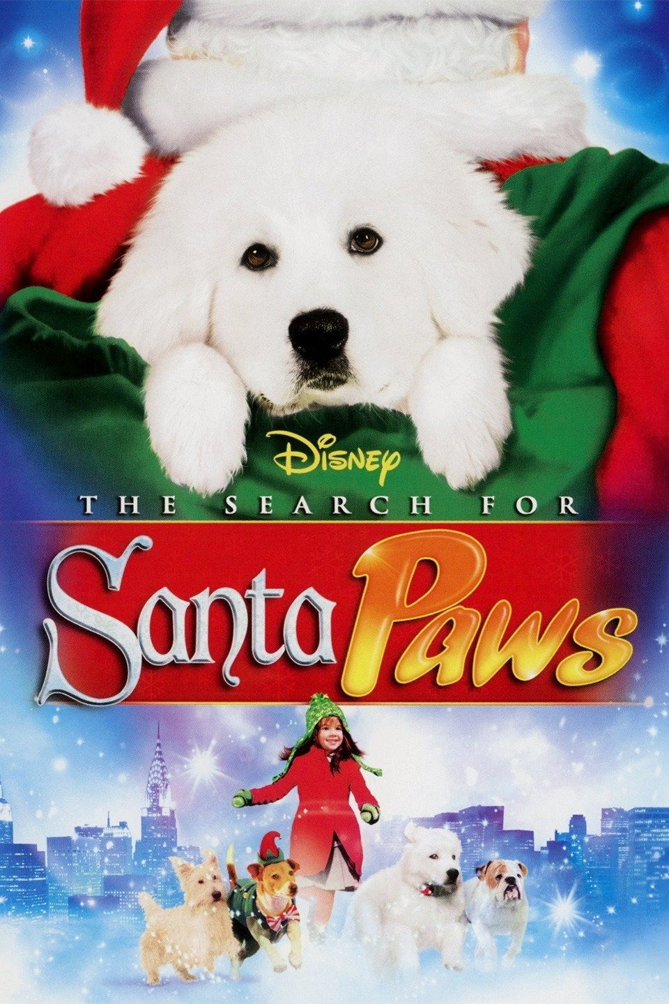 Search for Santa Paws