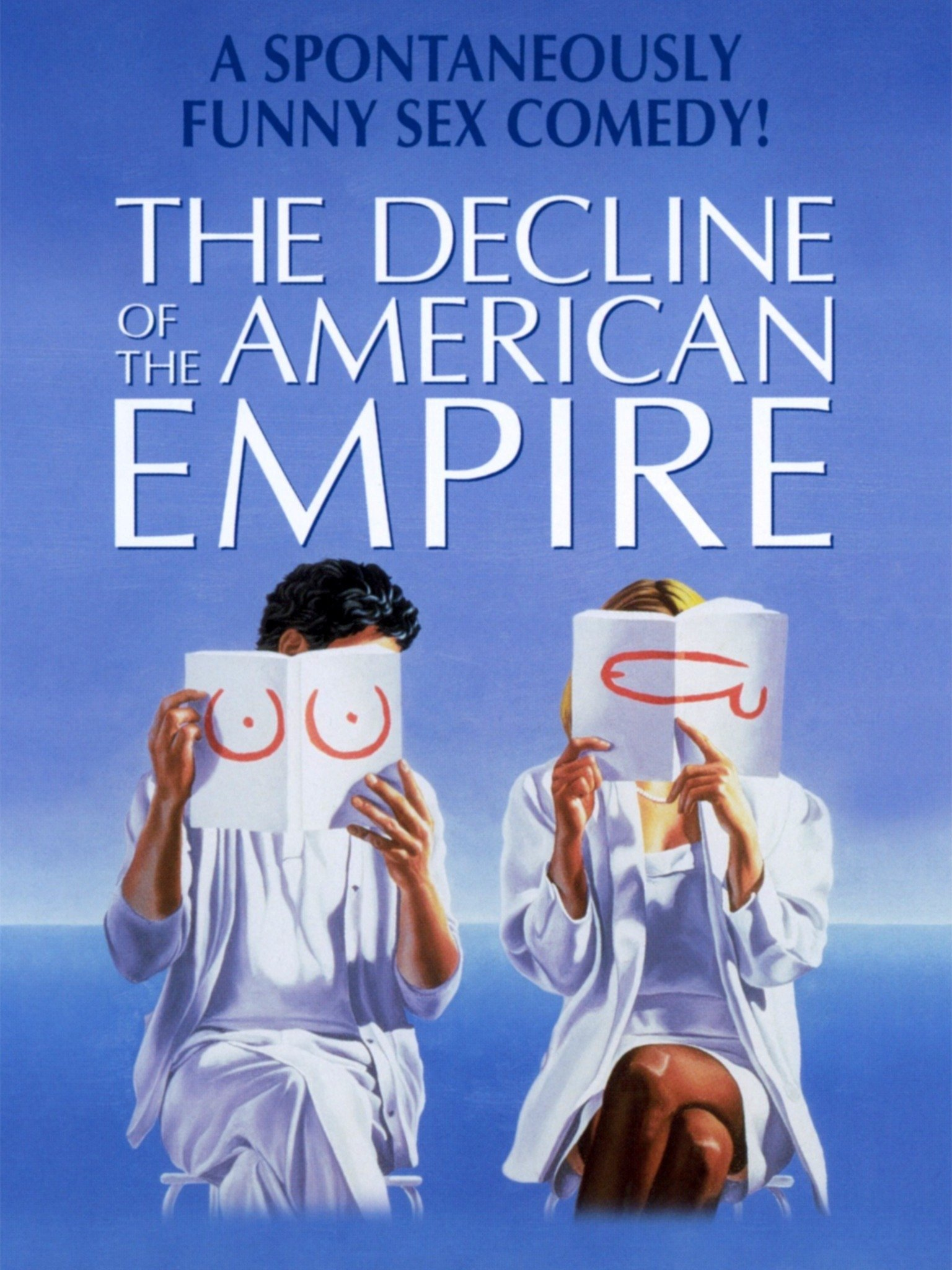 The Decline of the American Empire (Le Déclin de l'Empire Américain)
