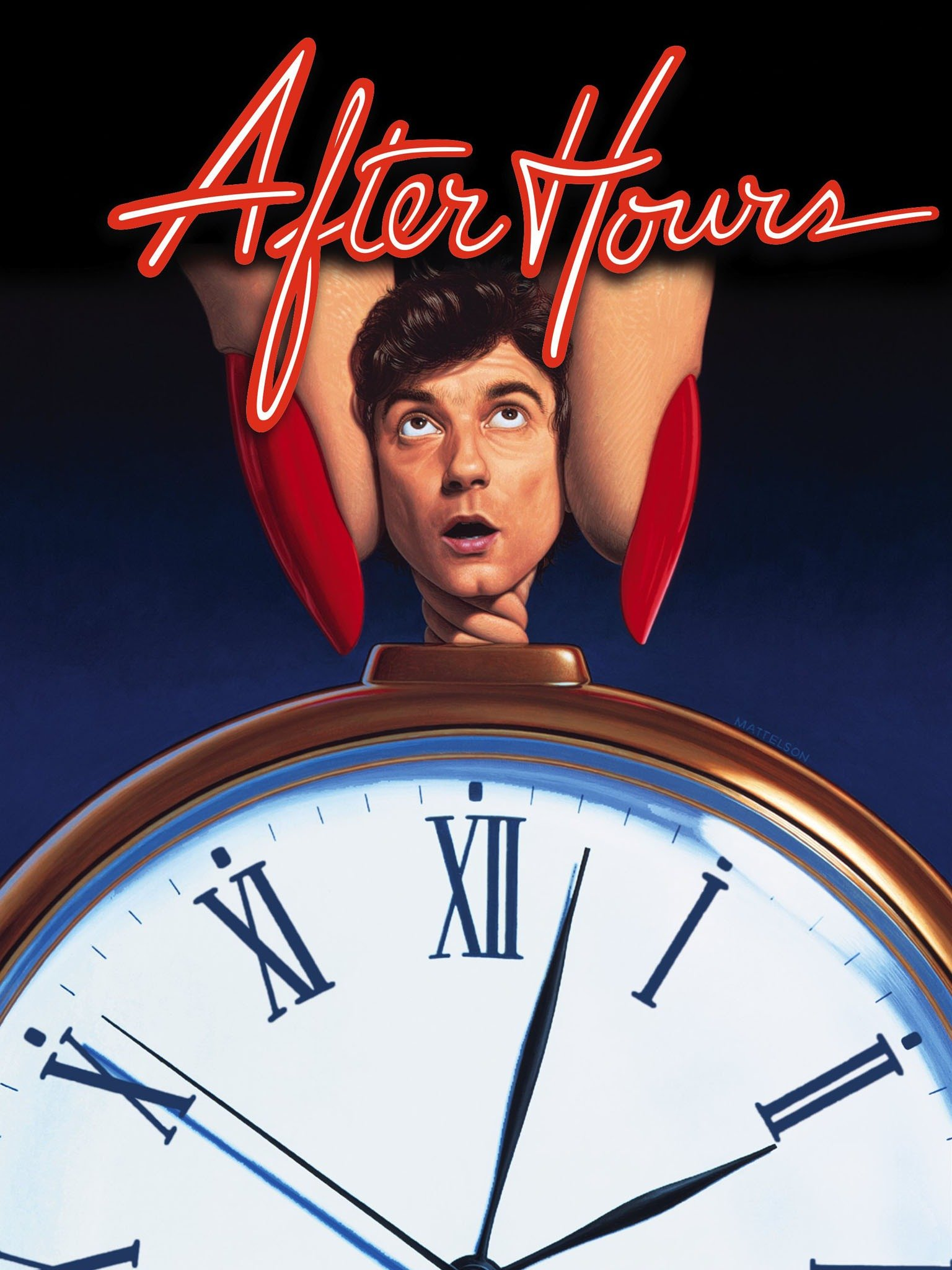 After Hours - Movie Reviews