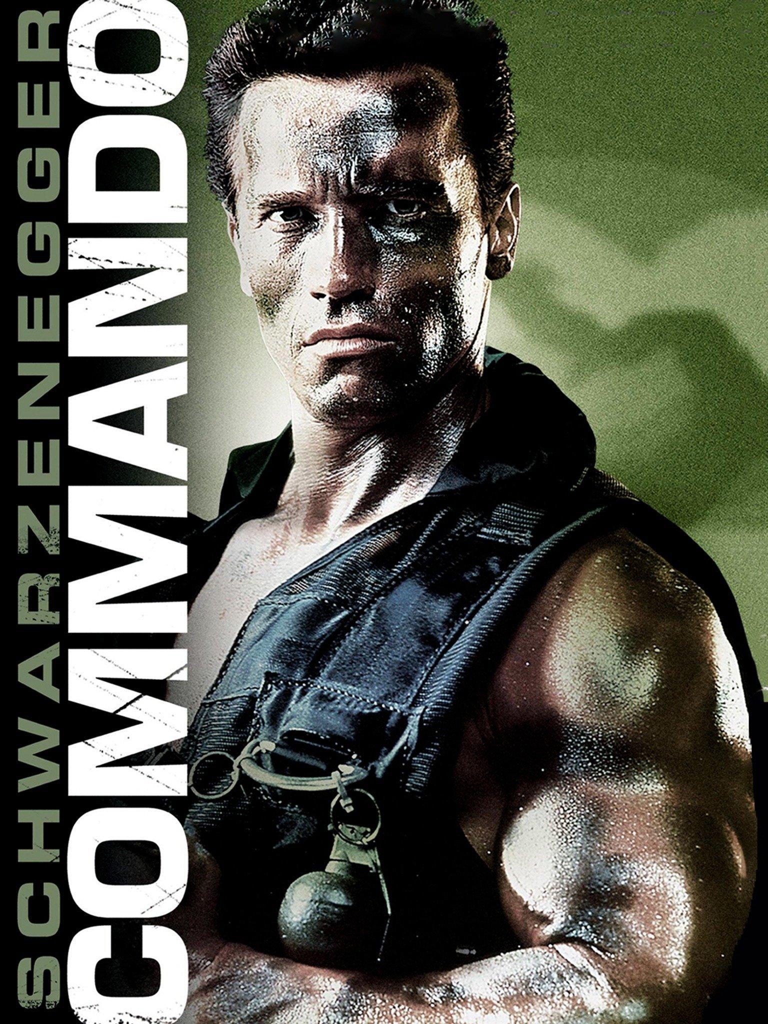 Commando (1985) - Rotten Tomatoes