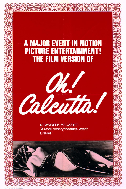 Oh, Calcutta