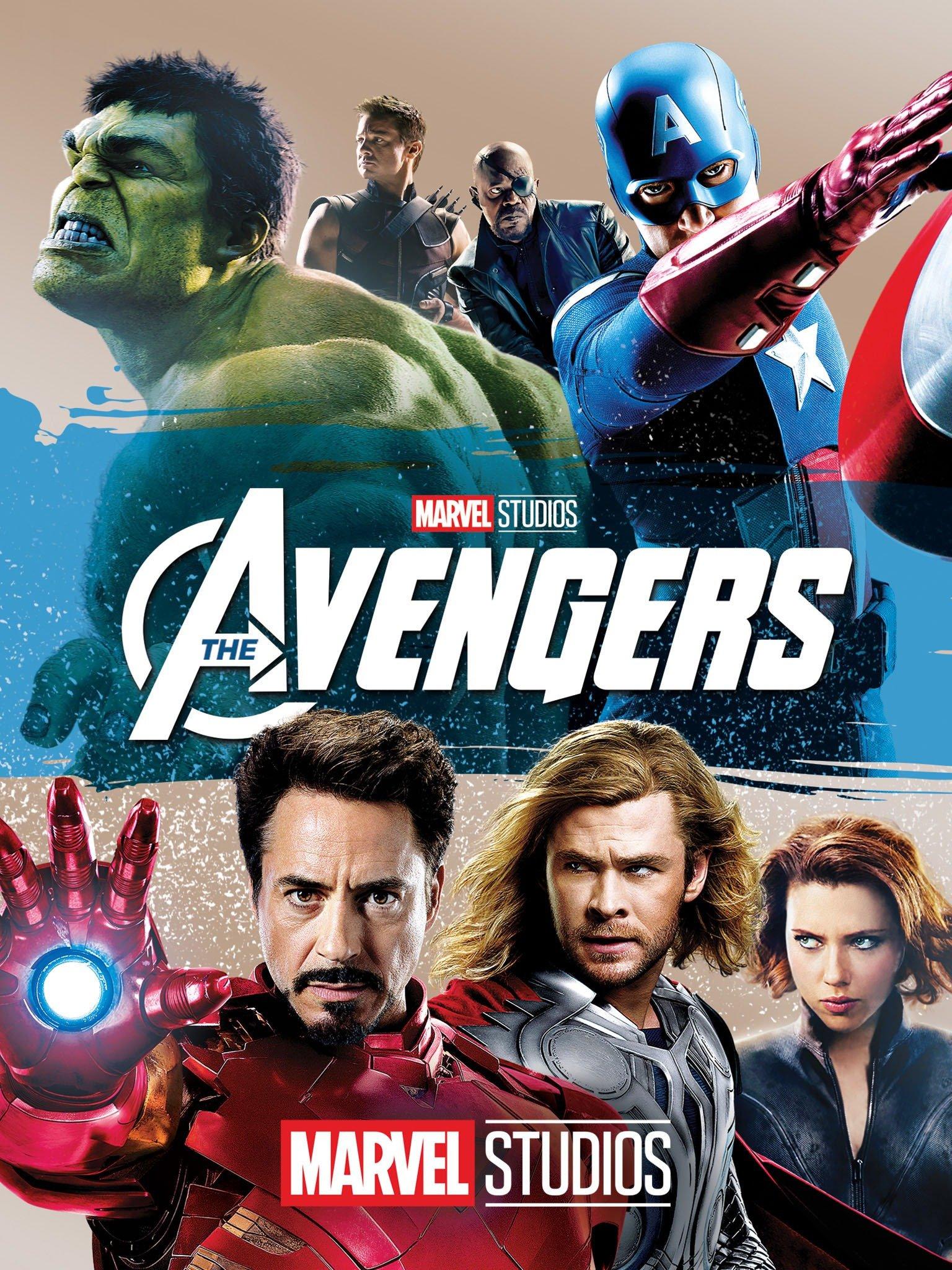 Marvel's the Avengers (2012) - Rotten Tomatoes