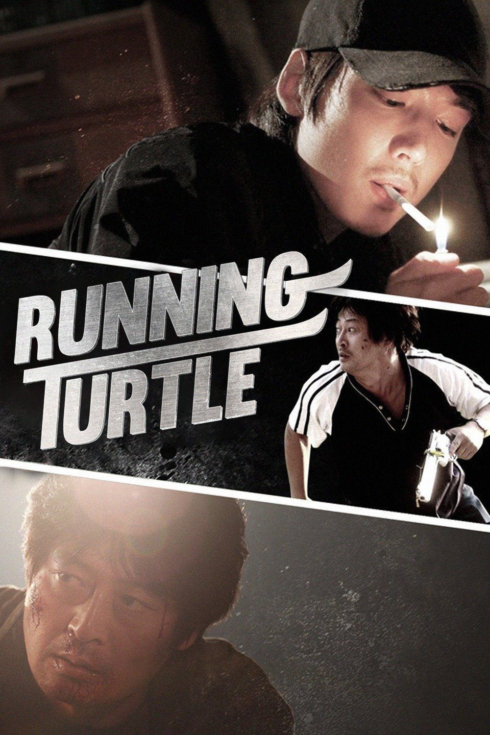 Running Turtle (Geobugi dallinda)