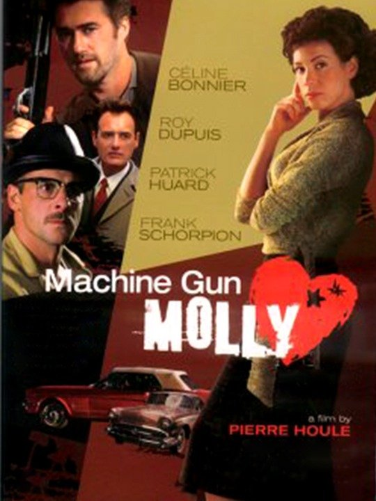 Machine Gun Molly