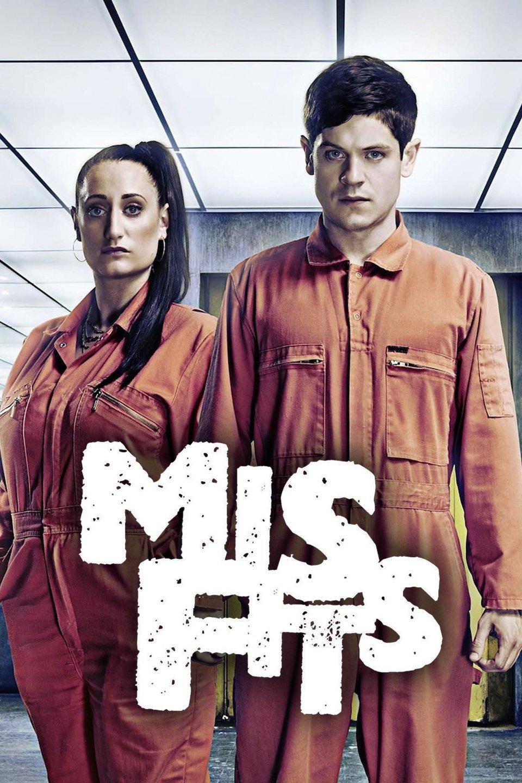 Misfits cast season 1