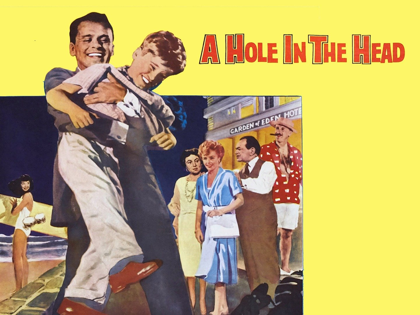 A Hole in the Head (1959) – Comedy, Drama