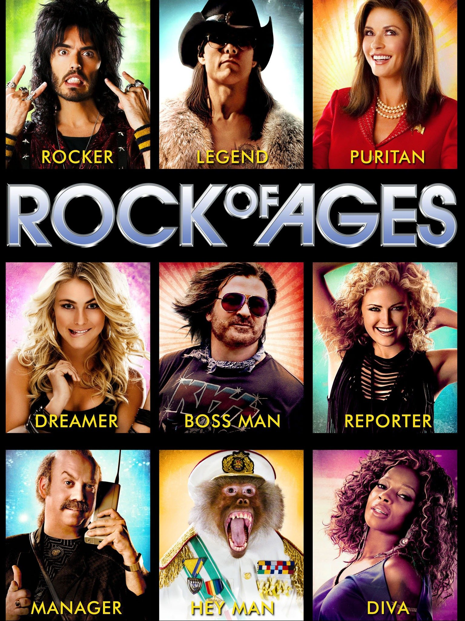 Rock of Ages (2012) - Rotten Tomatoes