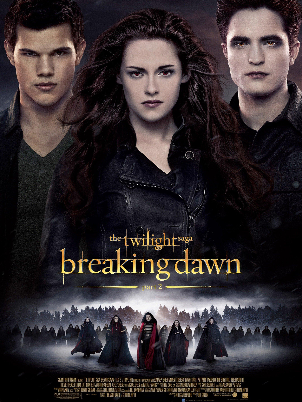 The Twilight Saga Breaking Dawn Part 2 2012 Rotten Tomatoes
