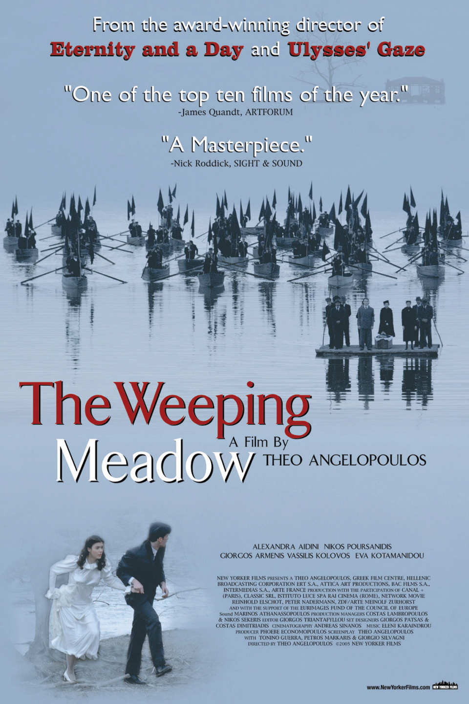 Trilogia: To livadi pou dakryzei (The Weeping Meadow)
