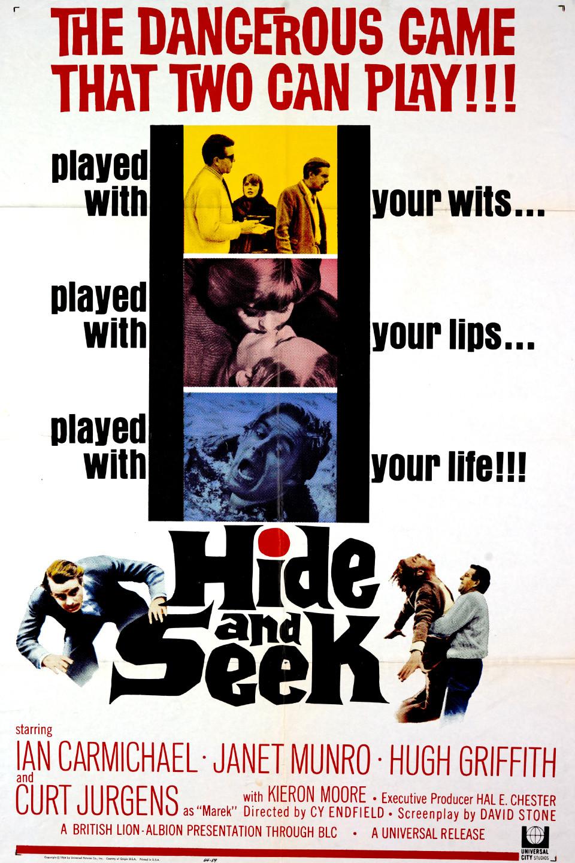 Skal vi leke gjemsel? (Let's Play Hide and Seek)