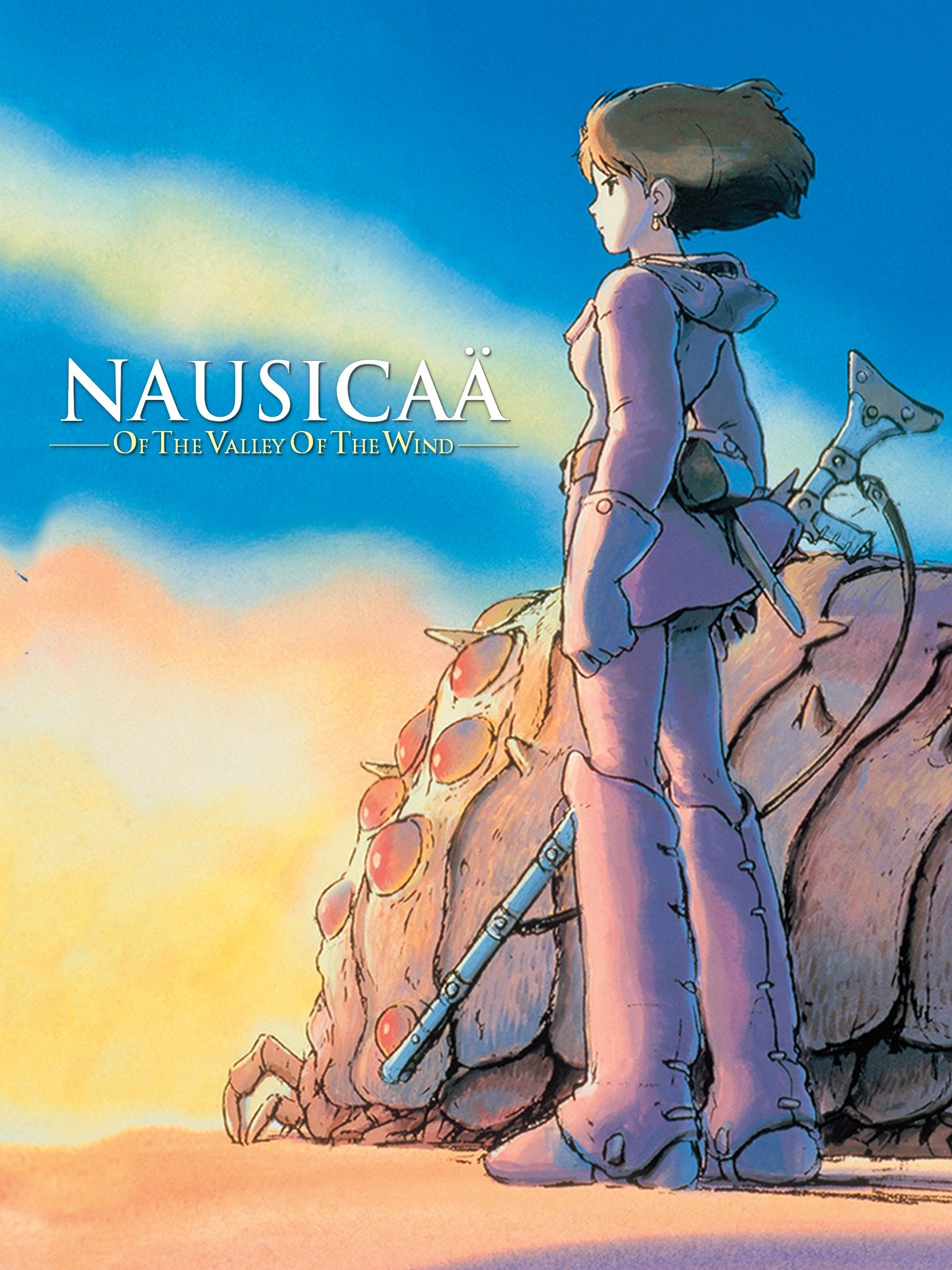 Nausicaä of the Valley of the Wind (1984) - Rotten Tomatoes