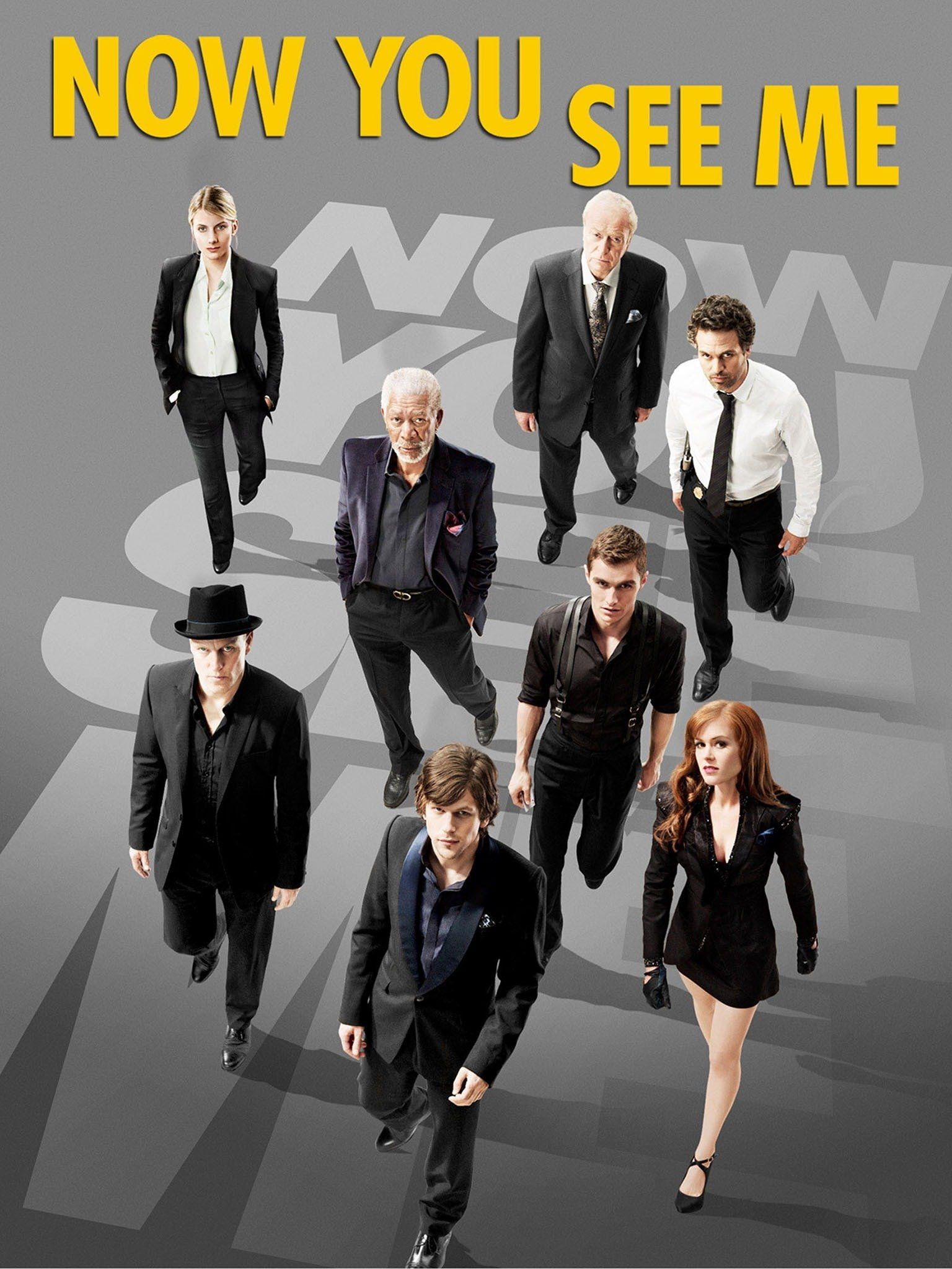 Now You See Me (2013) - Rotten Tomatoes